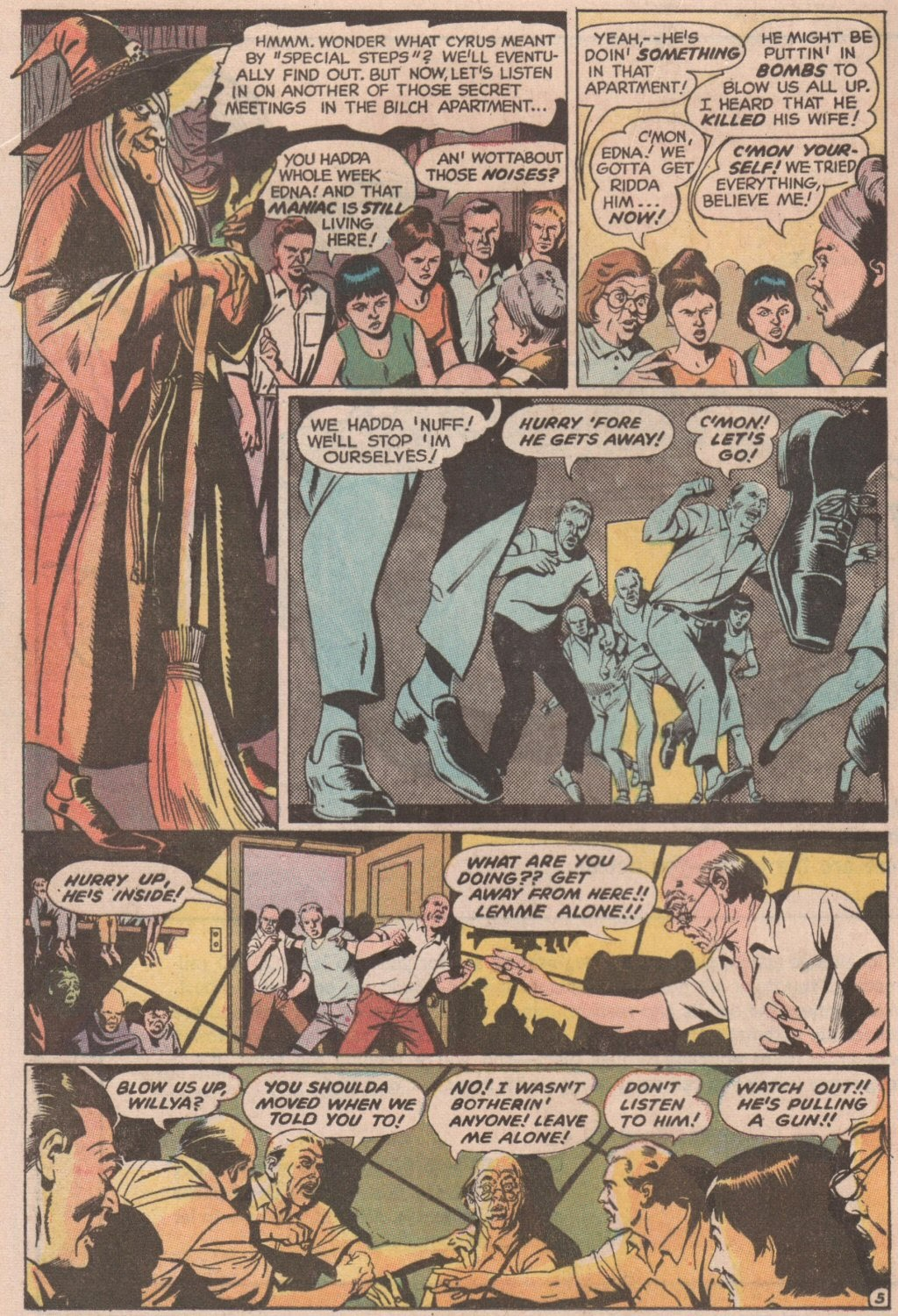 The Witching Hour (1969) issue 6 - Page 15
