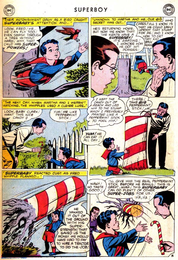 Superboy (1949) issue 71 - Page 22