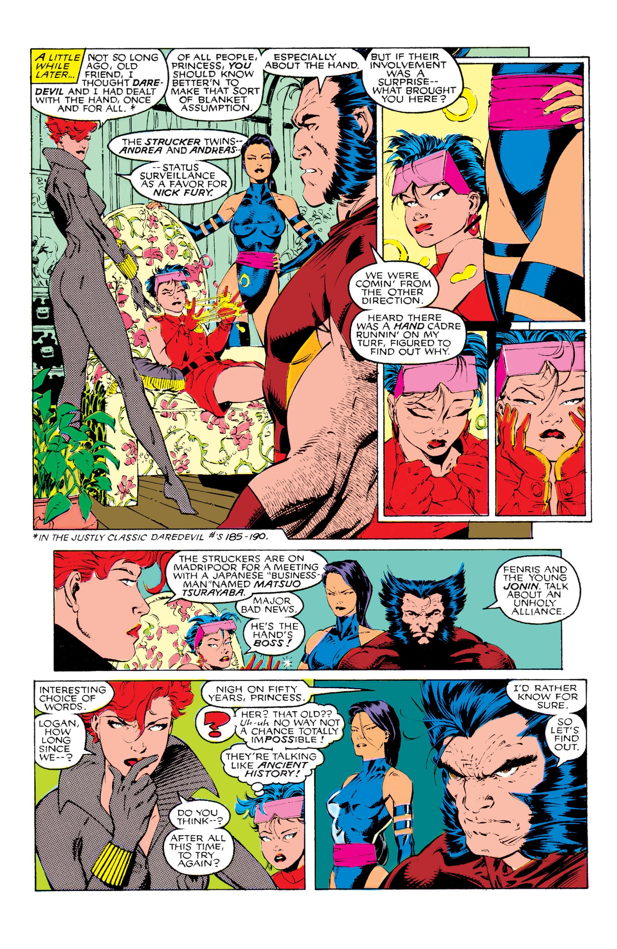 Read online Uncanny X-Men (1963) comic -  Issue #268 - 13