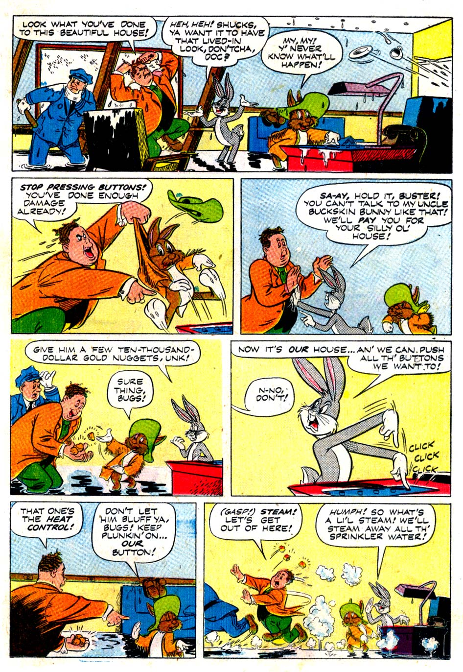 Four Color Comics issue 366 - Page 11