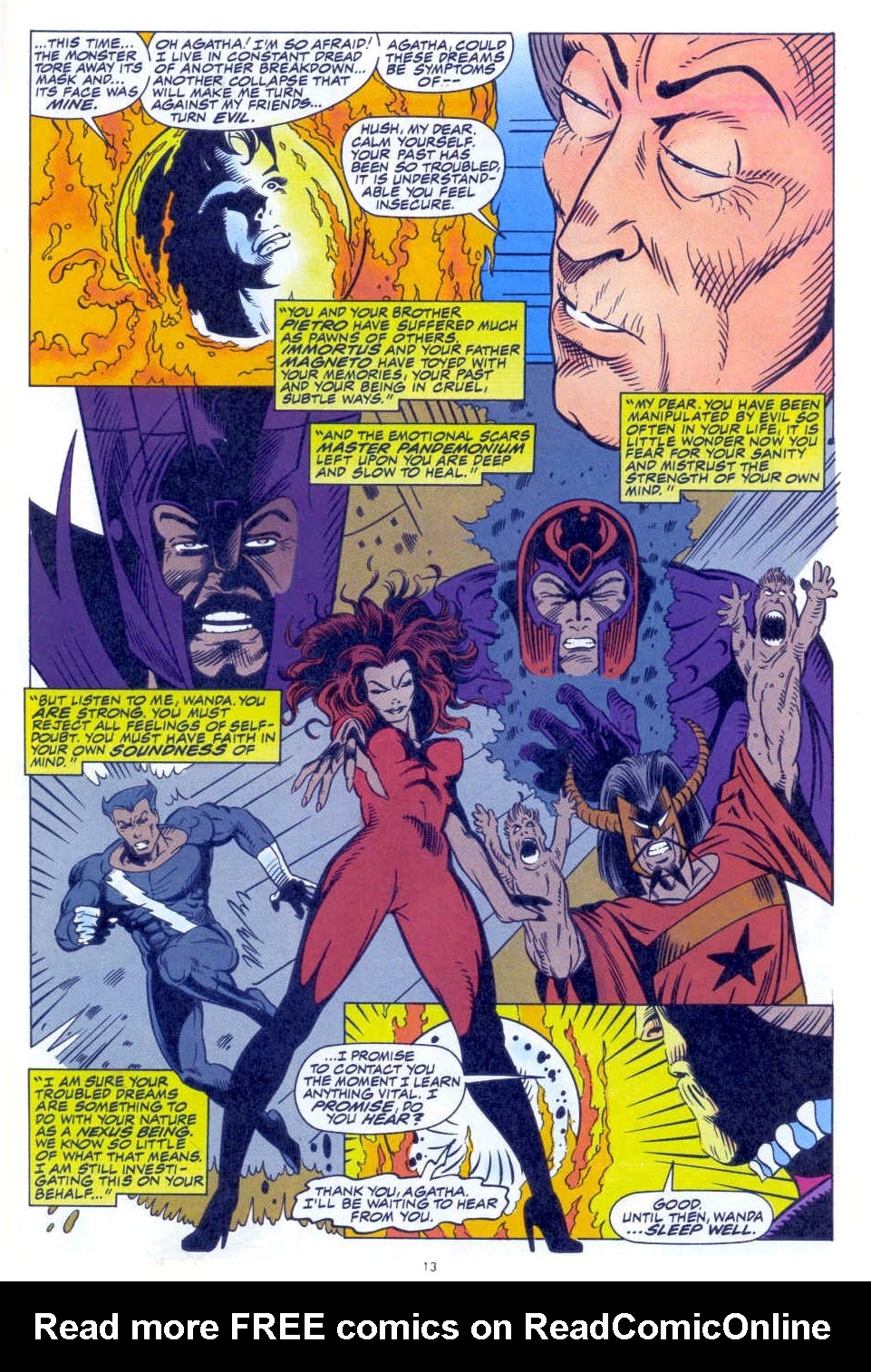 Scarlet Witch (1994) Issue #1 #1 - English 10