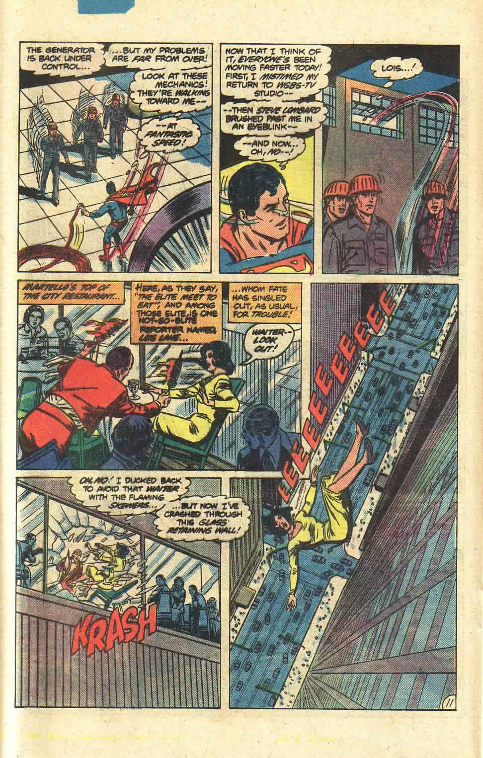 Read online Action Comics (1938) comic -  Issue #522 - 12
