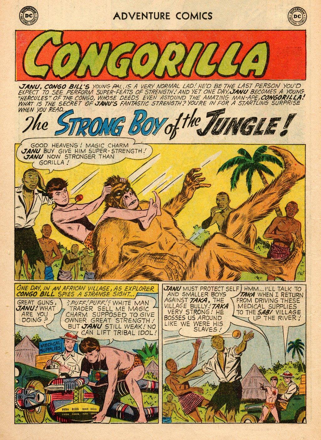 Read online Adventure Comics (1938) comic -  Issue #272 - 18