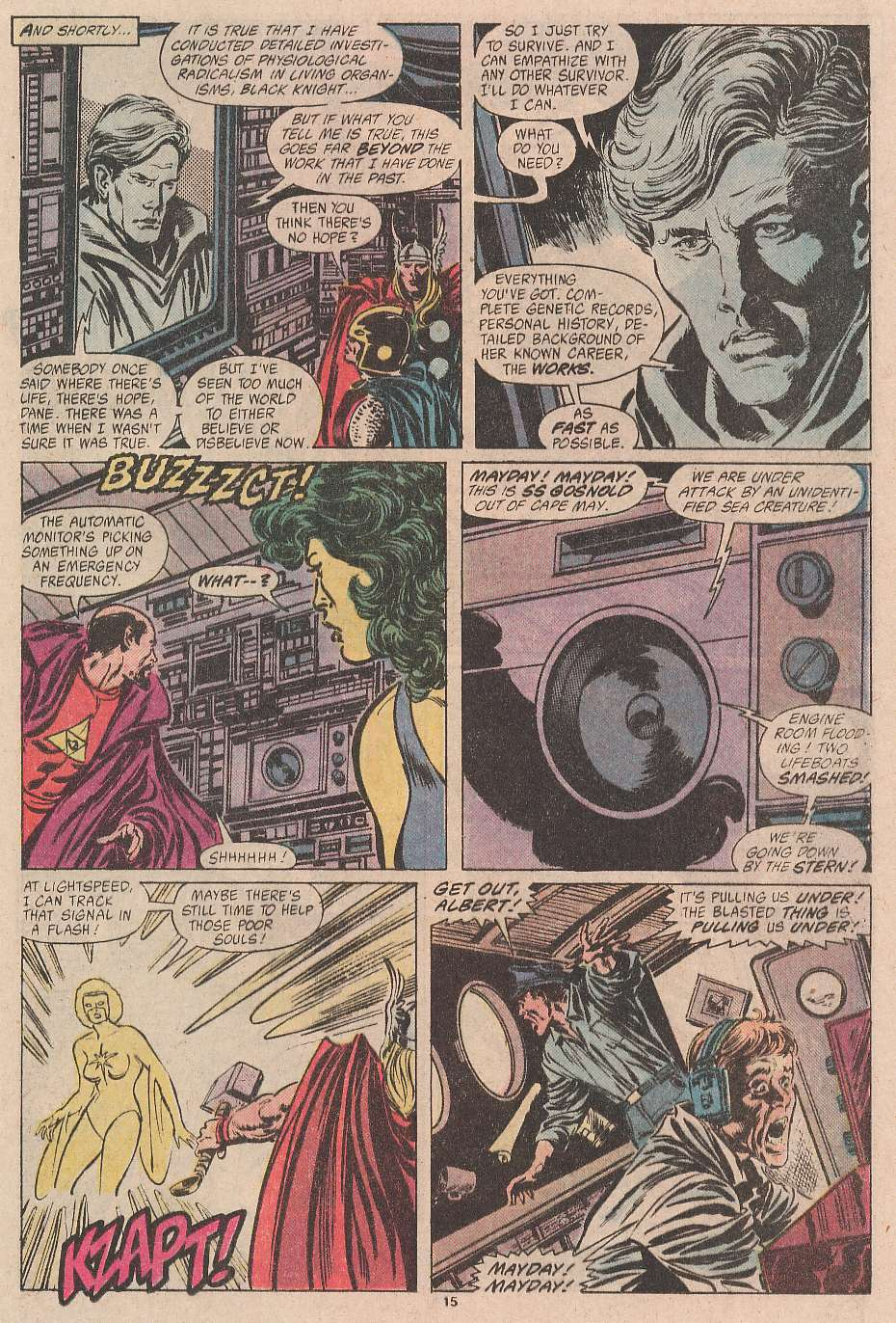The Avengers (1963) 292 Page 11