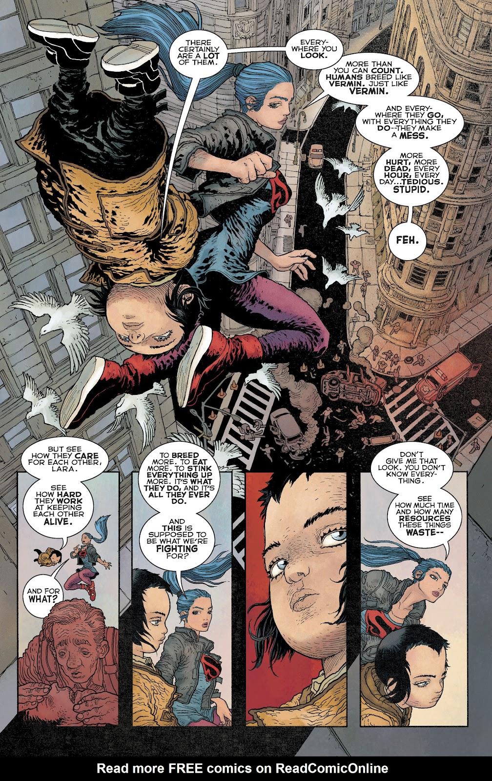 Dark Knight Returns: The Golden Child issue Full - Page 5