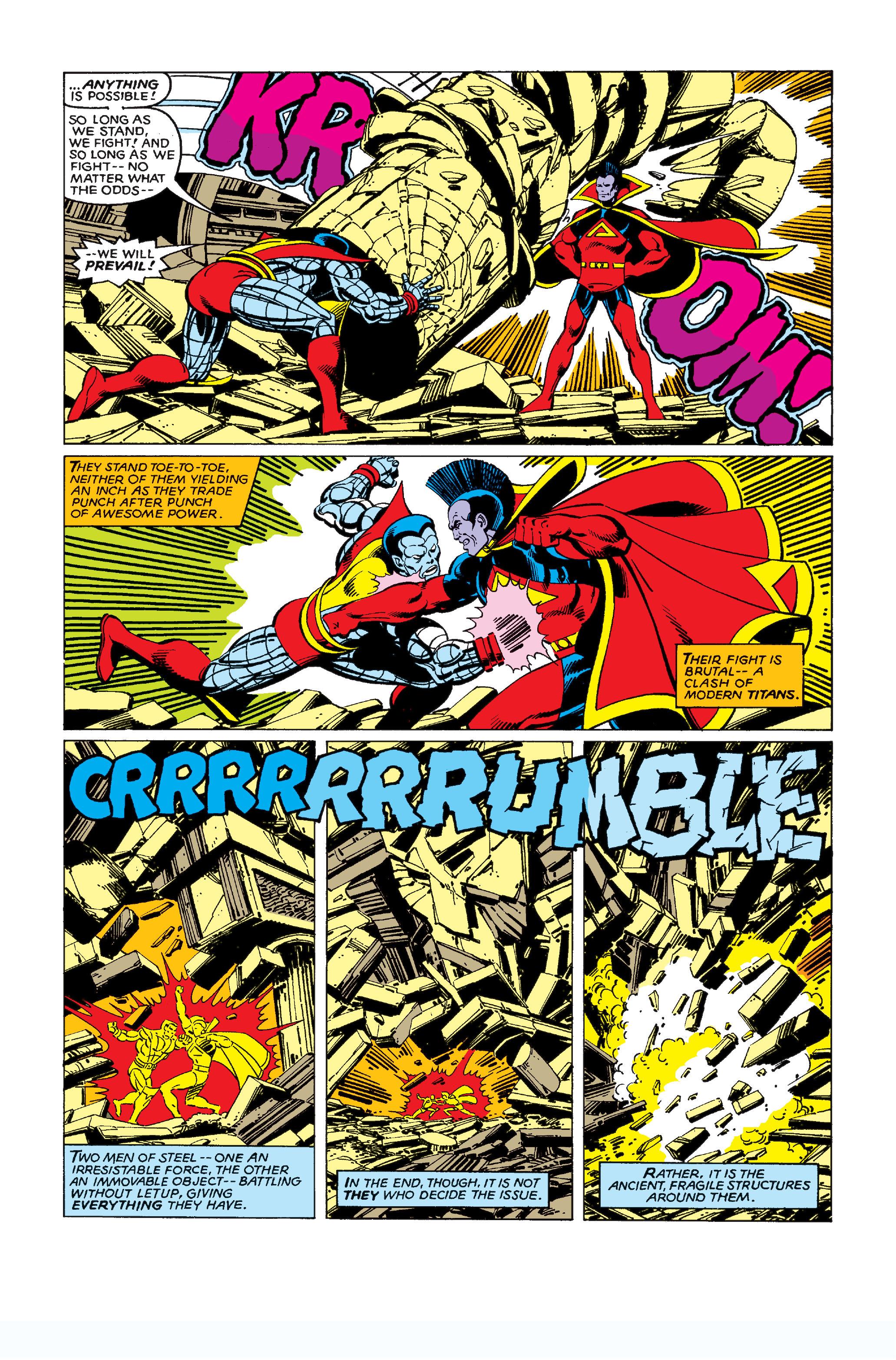 Uncanny X-Men (1963) 137 Page 25