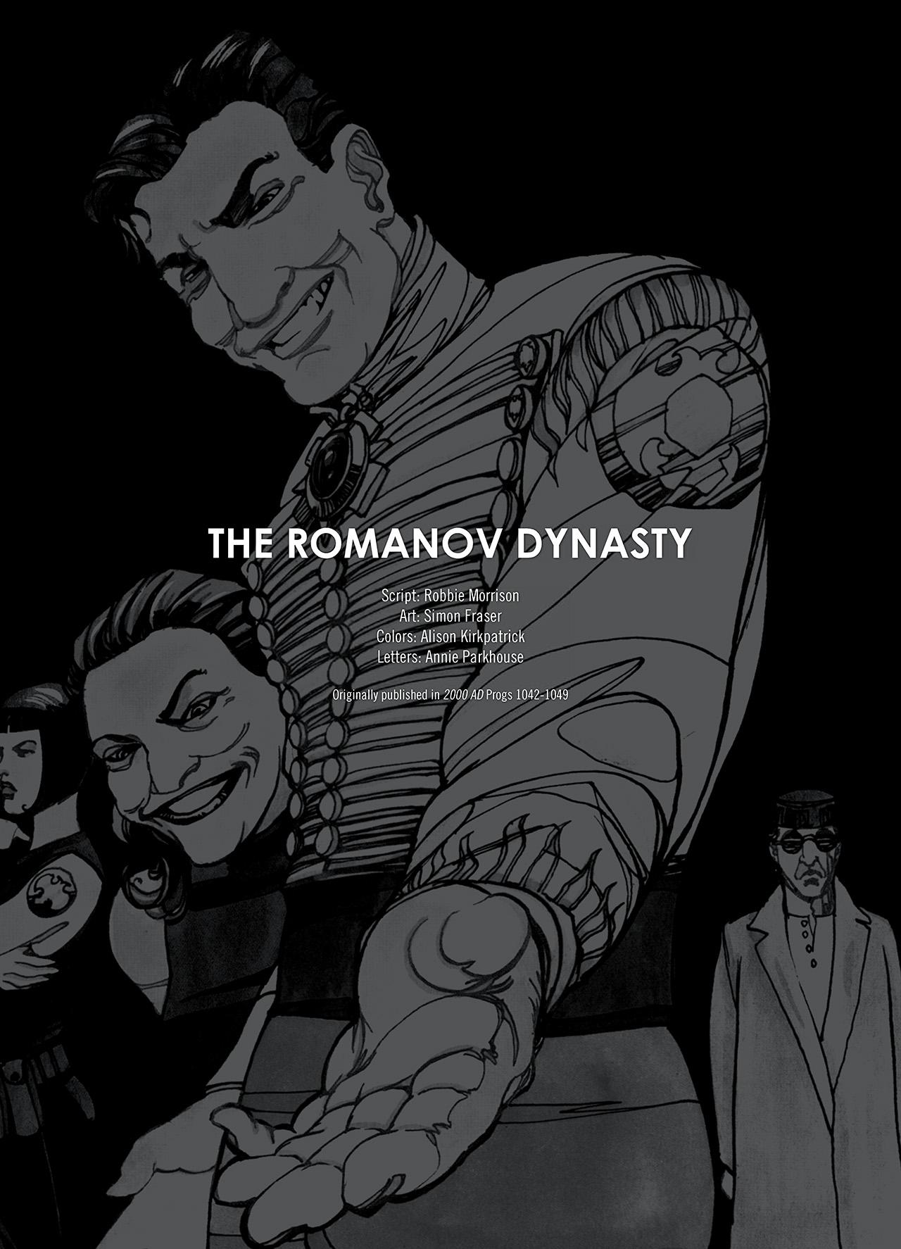 Read online Nikolai Dante comic -  Issue # TPB 1 - 47