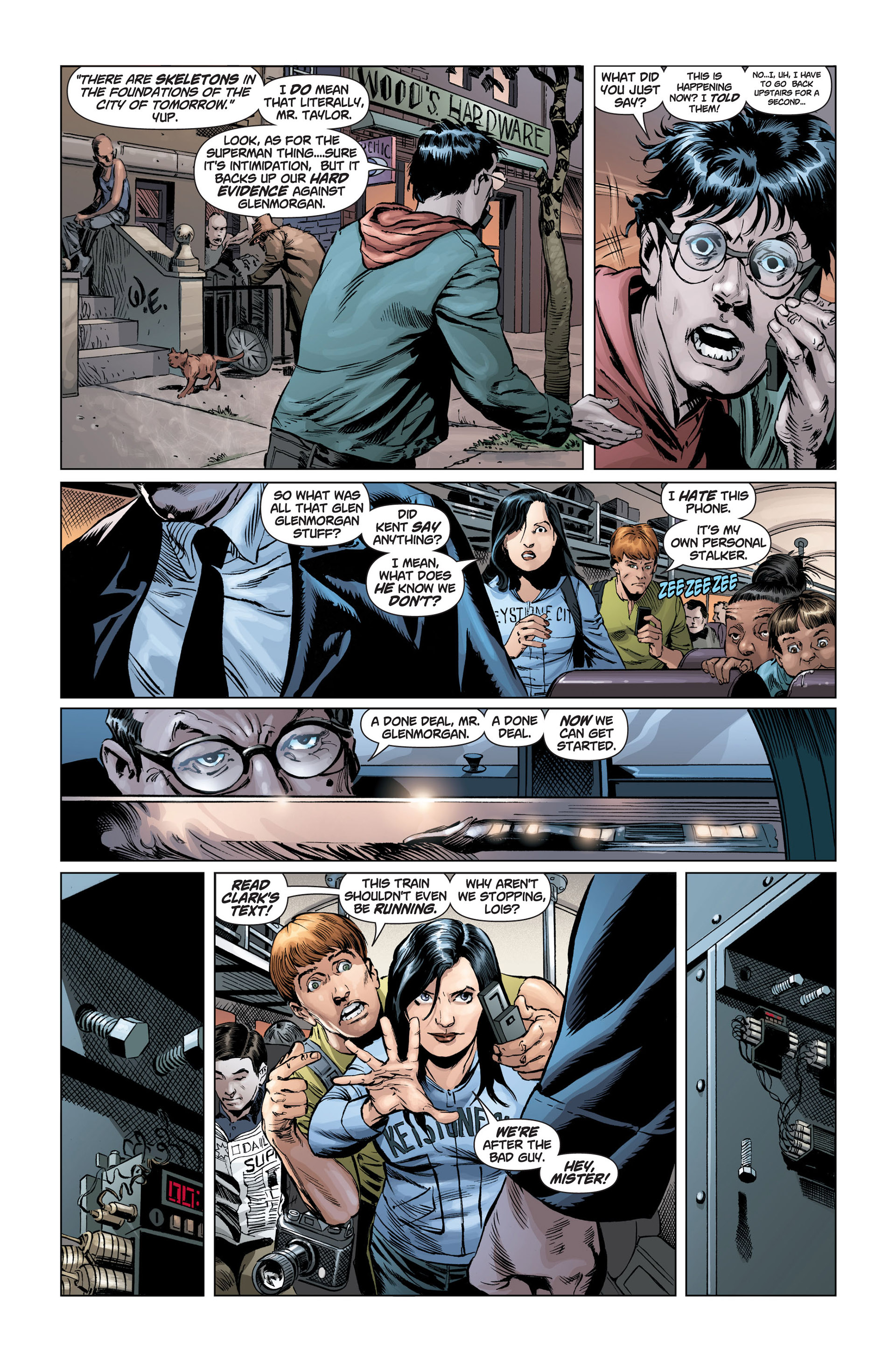Read online Action Comics (2011) comic -  Issue #1 - 28