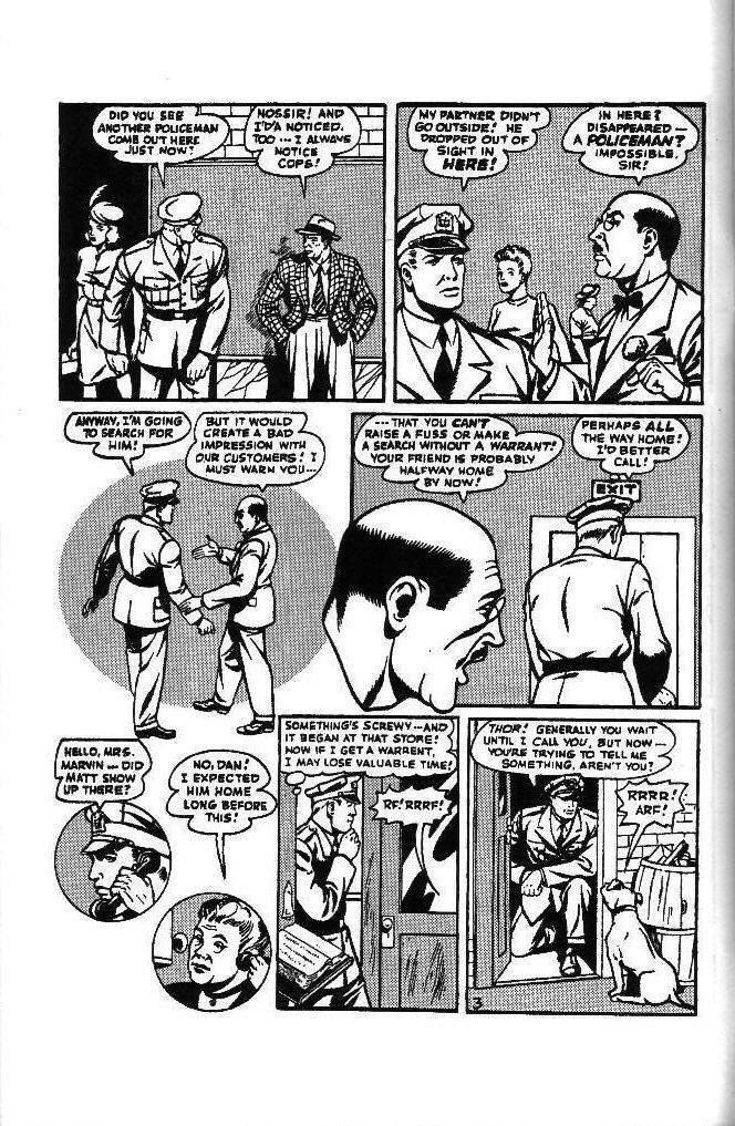 Read online Men of Mystery Comics comic -  Issue #46 - 14