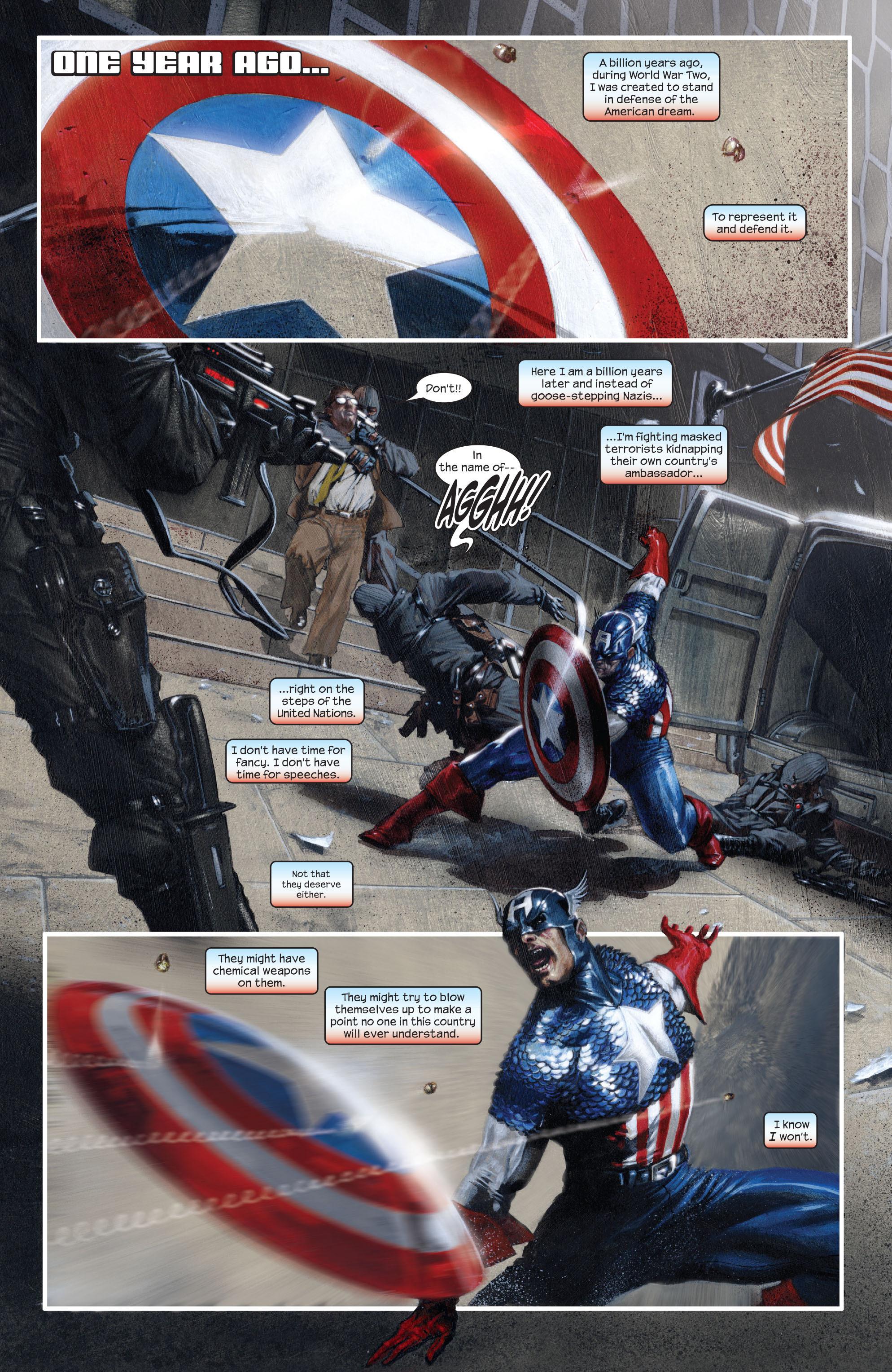 Read online Secret War comic -  Issue # Full - 30