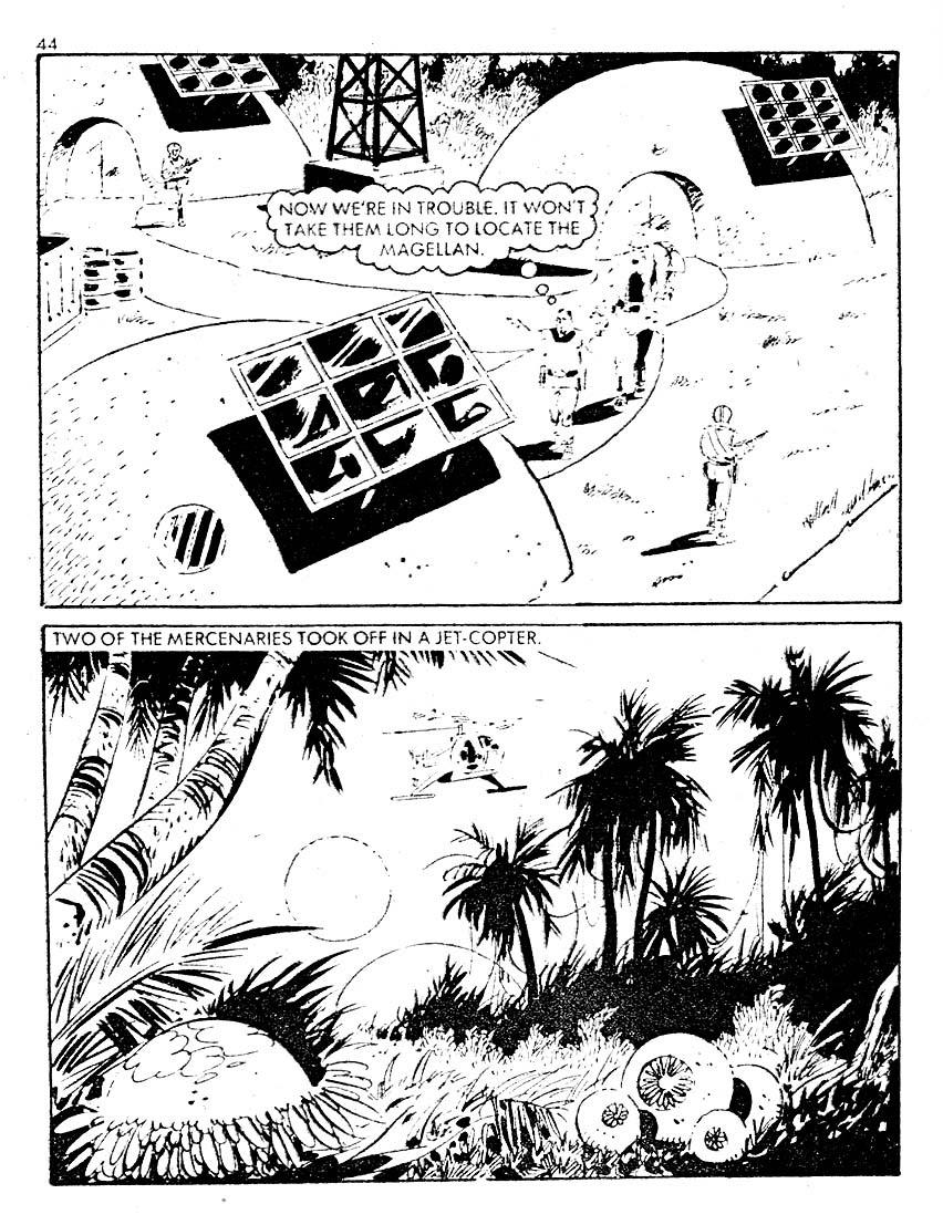 Starblazer issue 30 - Page 44