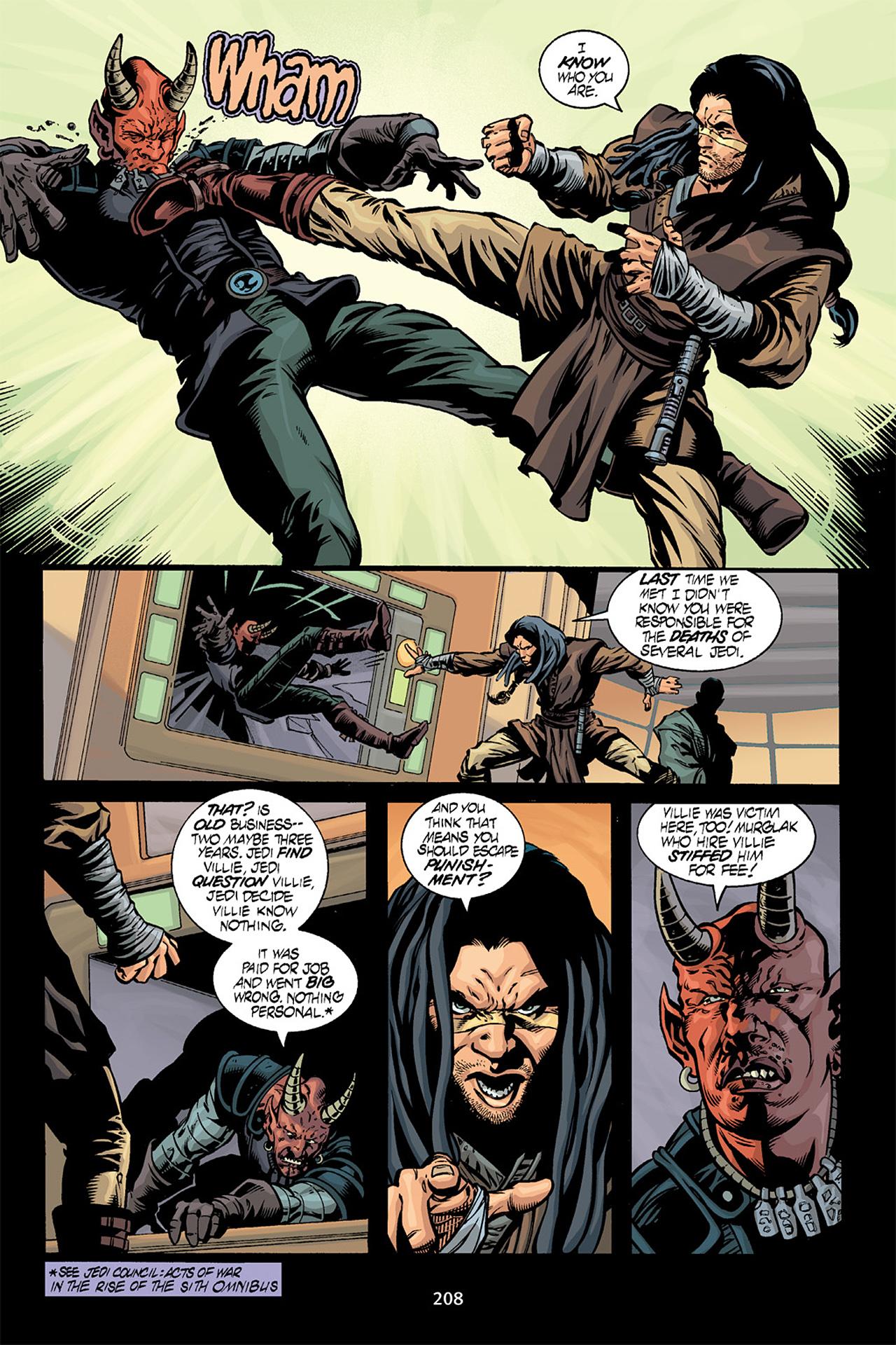 Read online Star Wars Omnibus comic -  Issue # Vol. 15 - 205