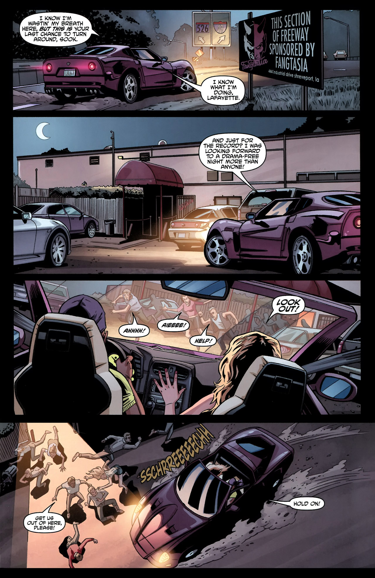 Read online True Blood: Tainted Love comic -  Issue #2 - 24