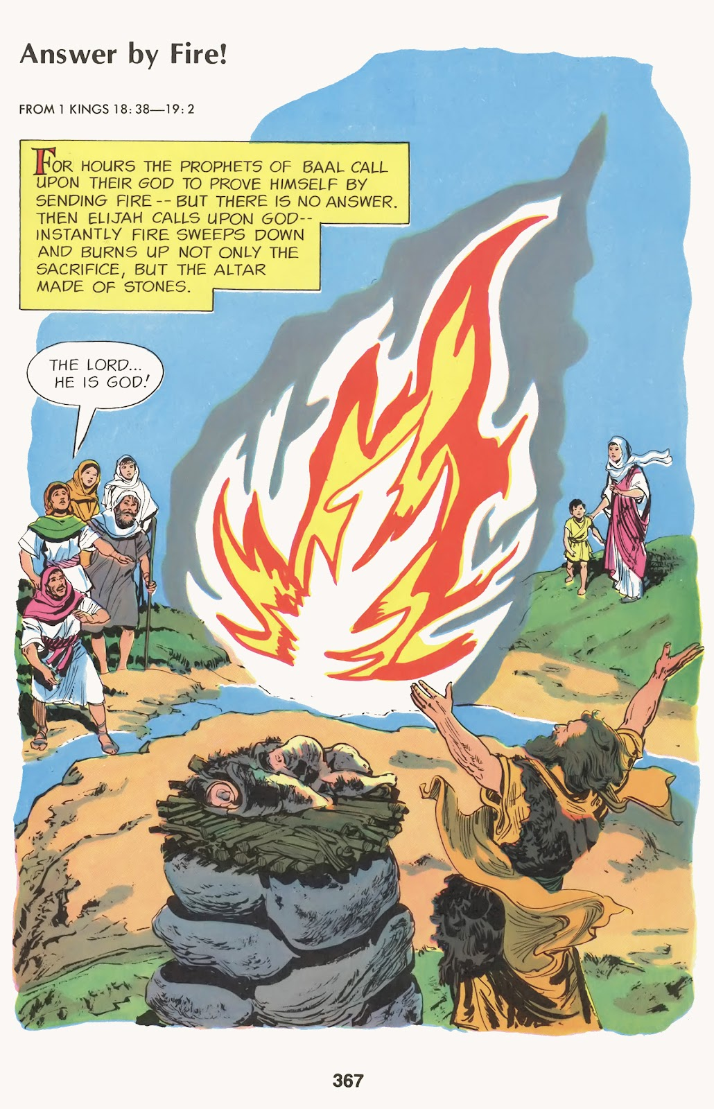 The Picture Bible issue TPB (Part 4) - Page 70
