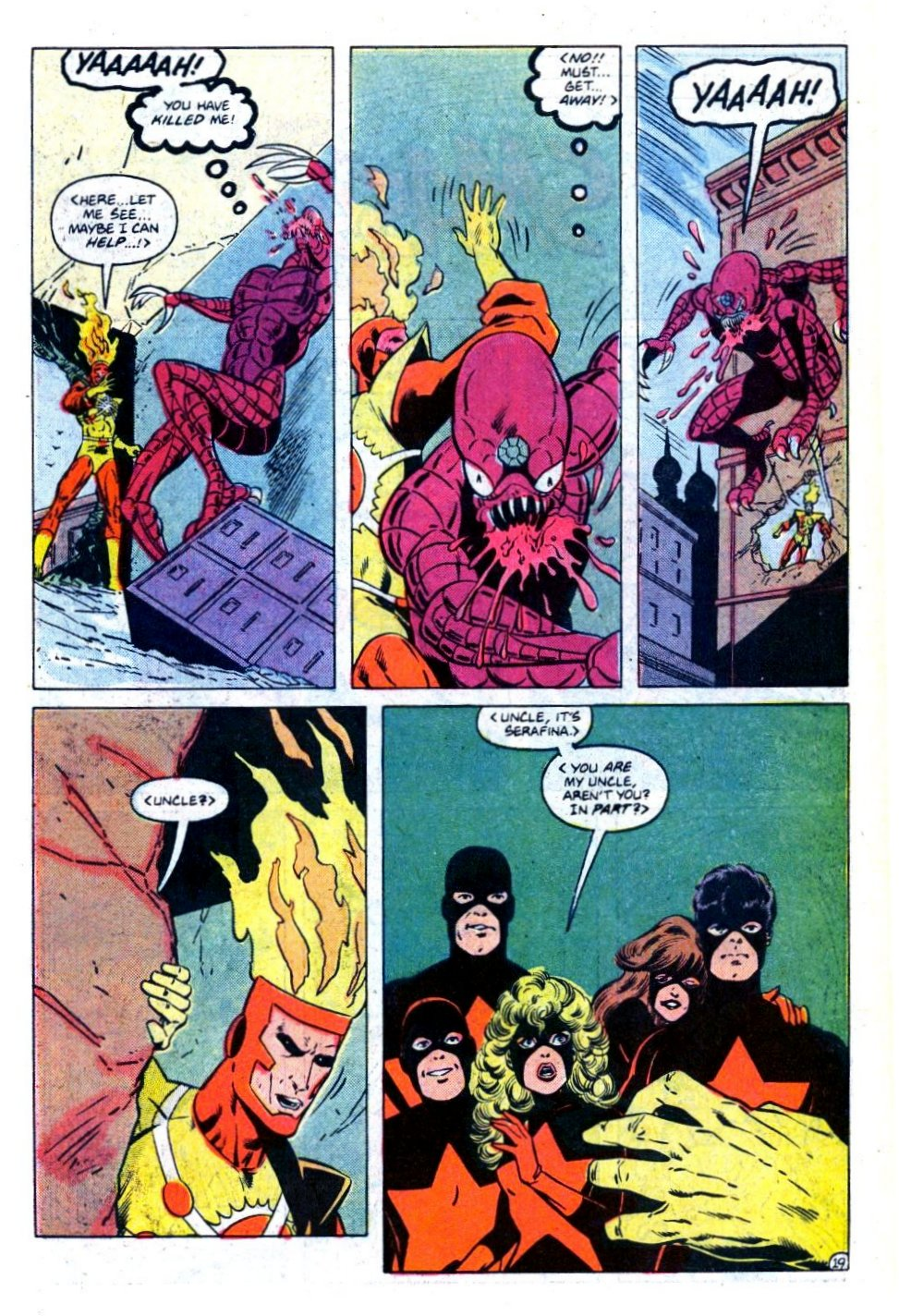 Firestorm, the Nuclear Man issue 73 - Page 20