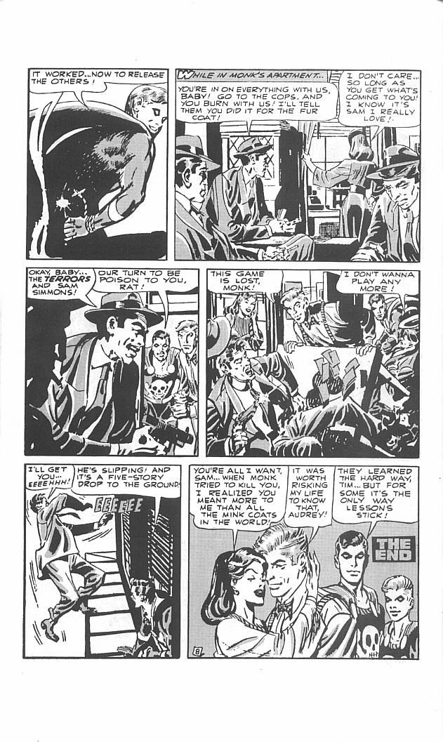 Read online Golden-Age Men of Mystery comic -  Issue #11 - 20