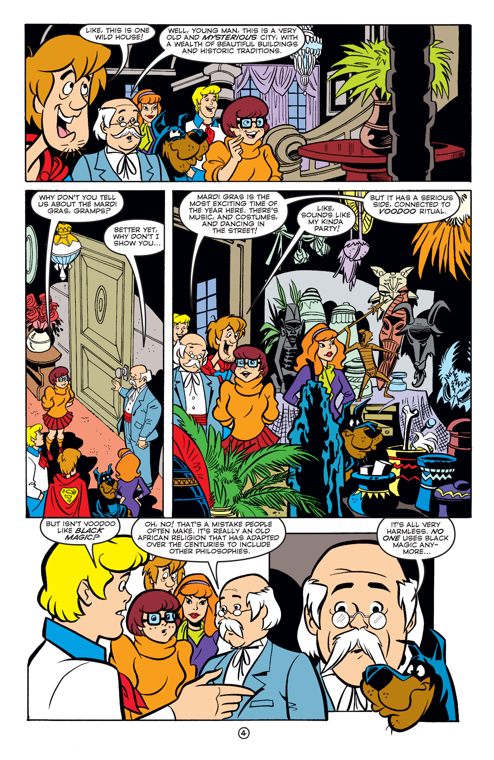 Read online Scooby-Doo (1997) comic -  Issue #54 - 5