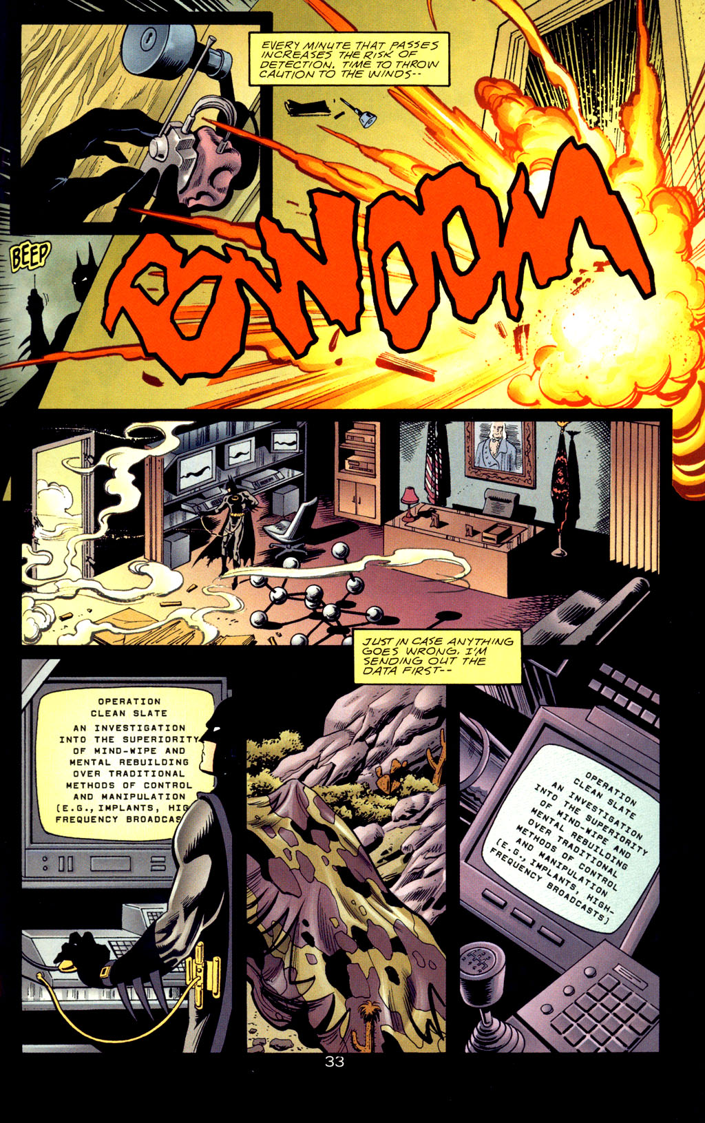 Read online Batman: Dreamland comic -  Issue # Full - 35