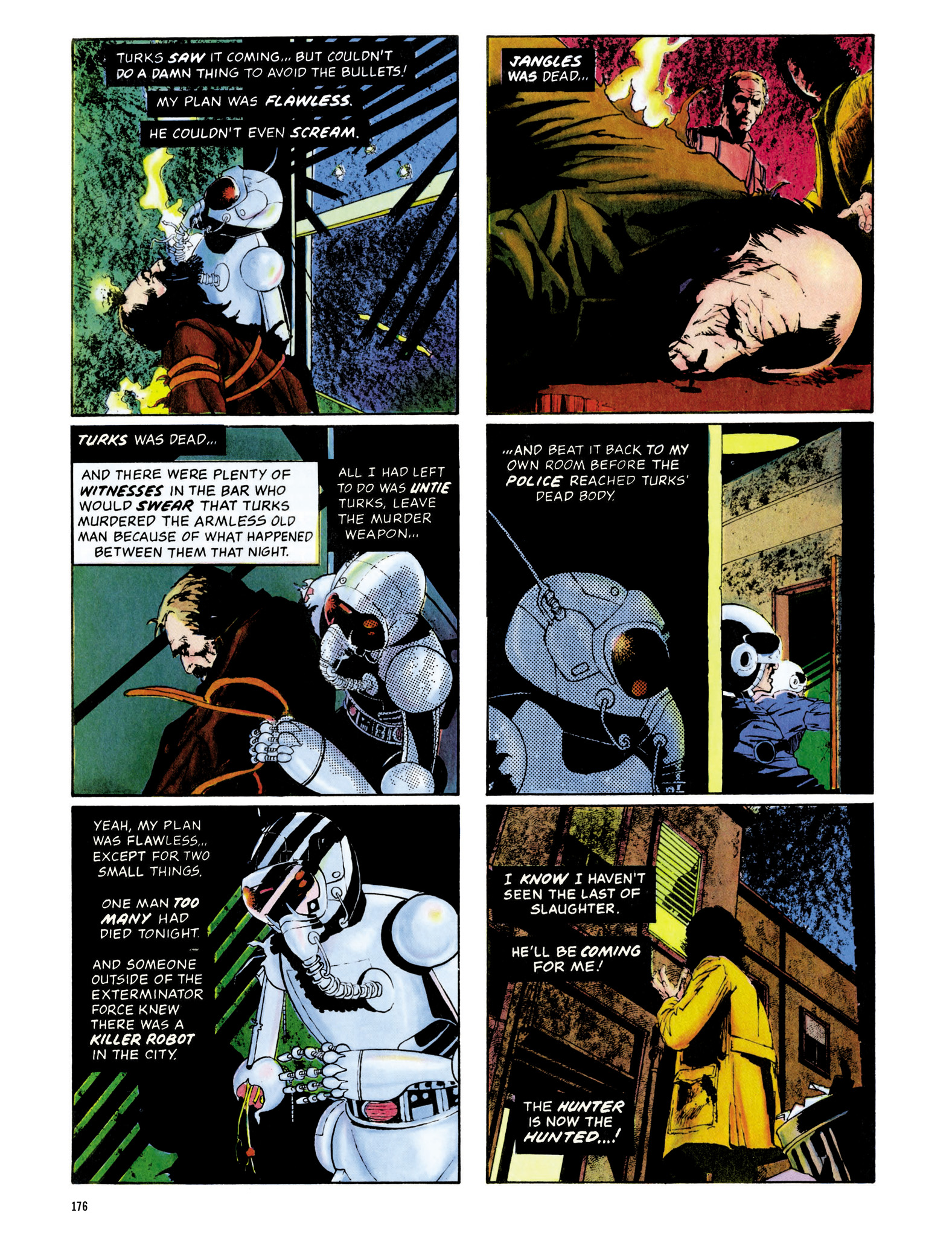 Read online Eerie Archives comic -  Issue # TPB 13 - 177