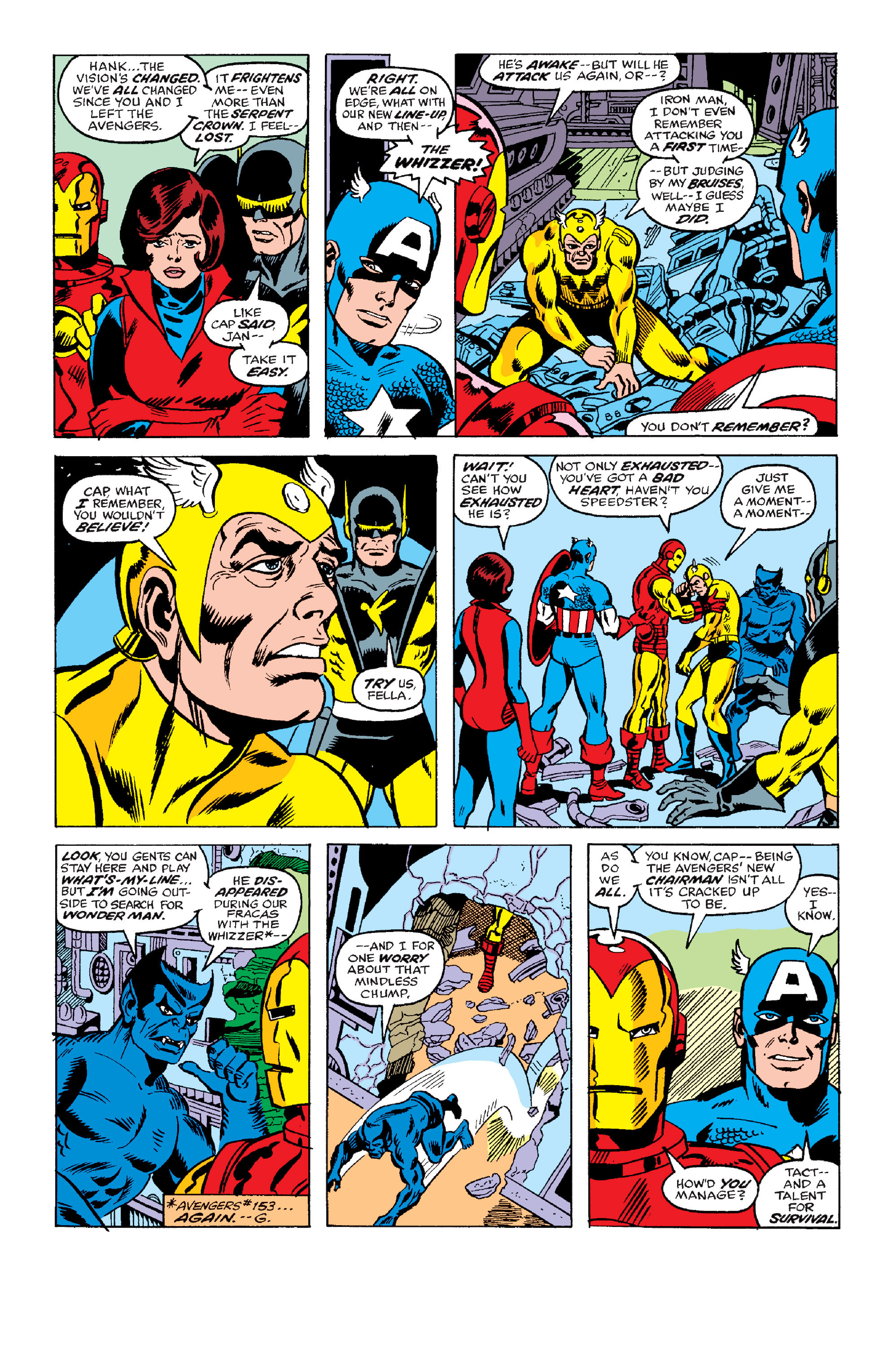The Avengers (1963) _Annual_6 Page 3