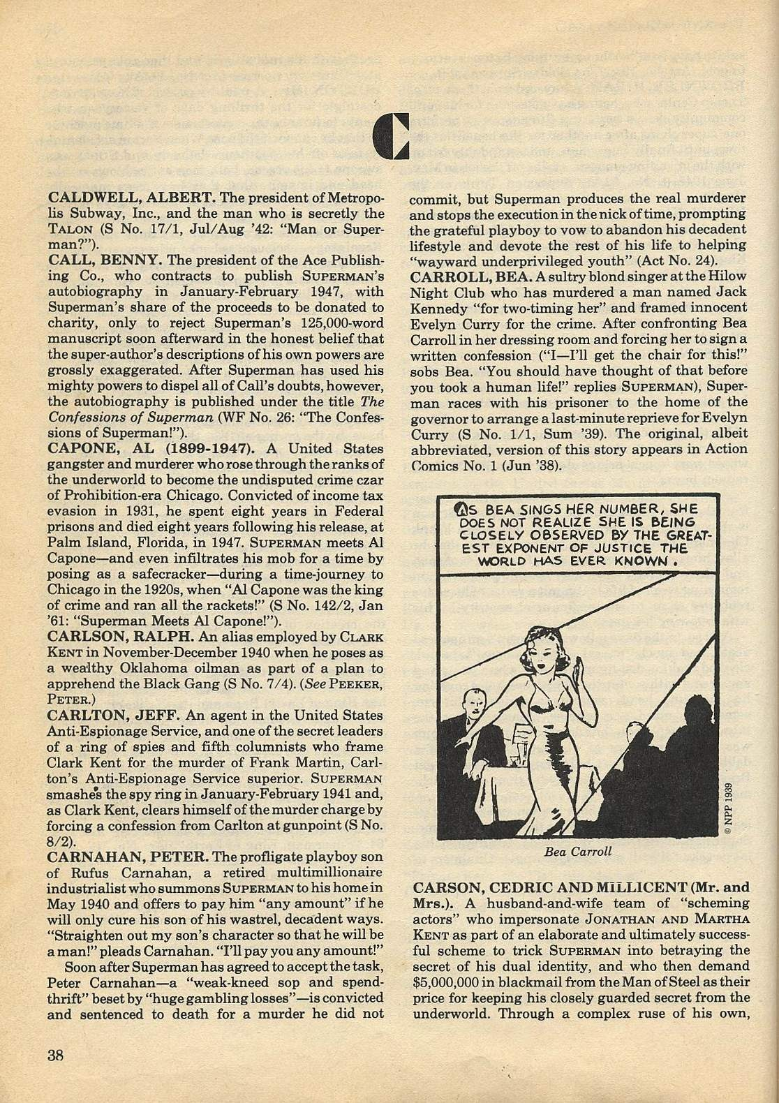 The Great Superman Book issue TPB (Part 1) - Page 56