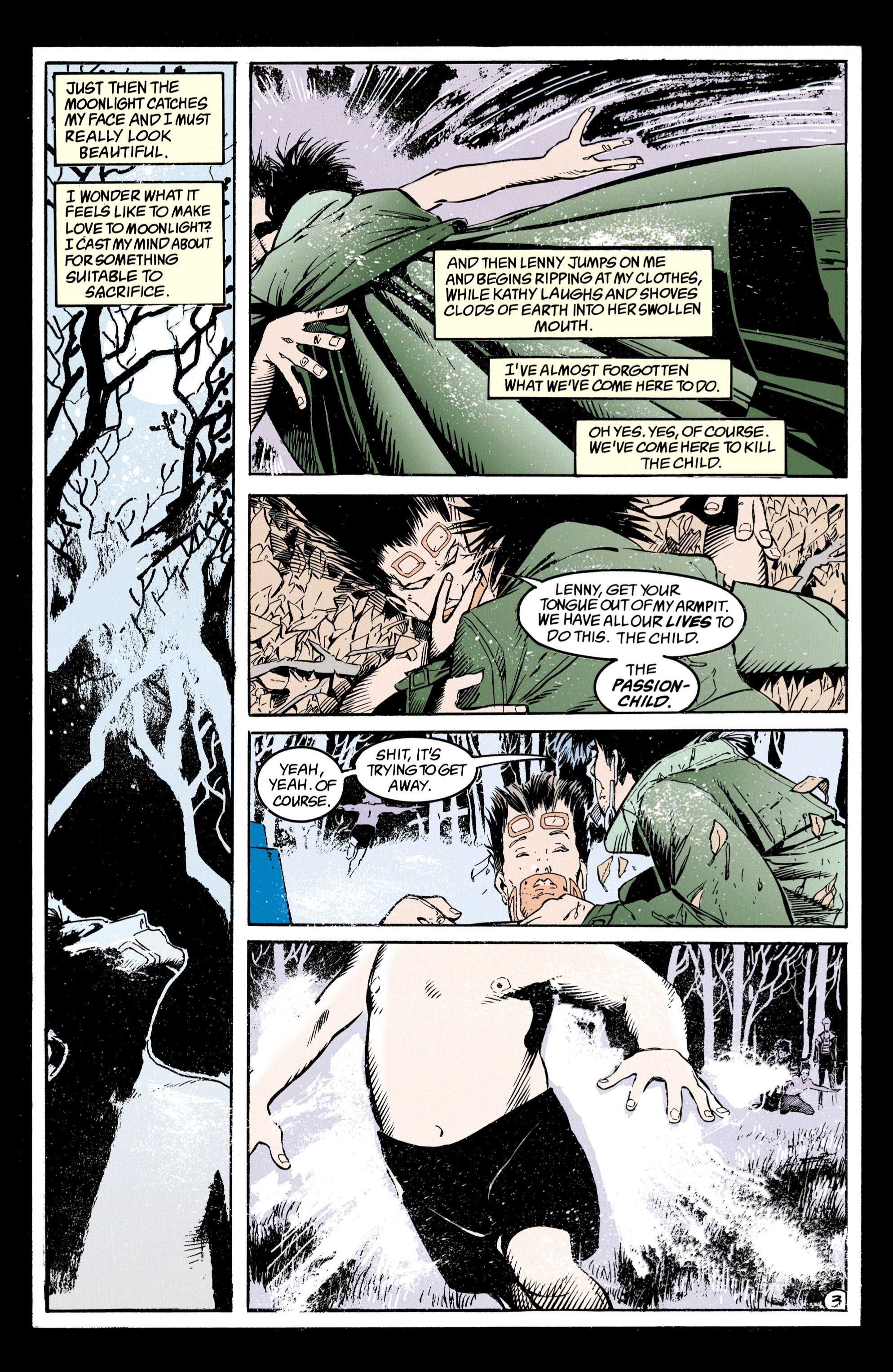 Read online Shade, the Changing Man comic -  Issue #36 - 4