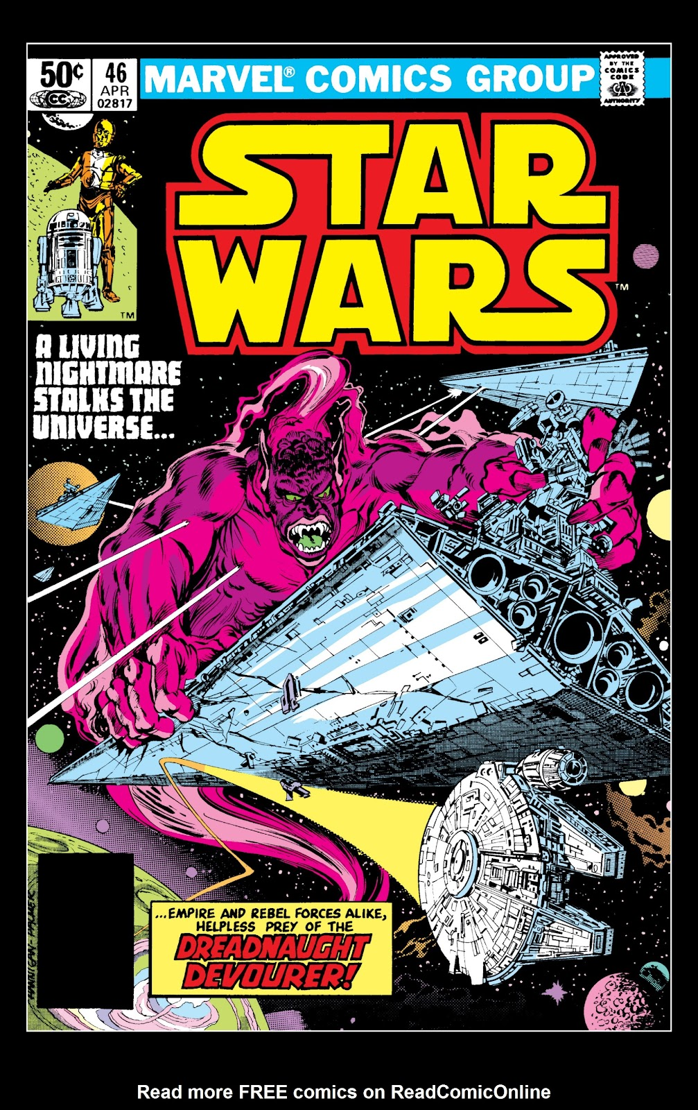 Read online Star Wars Legends: The Original Marvel Years - Epic Collection comic -  Issue # TPB 3 (Part 2) - 36