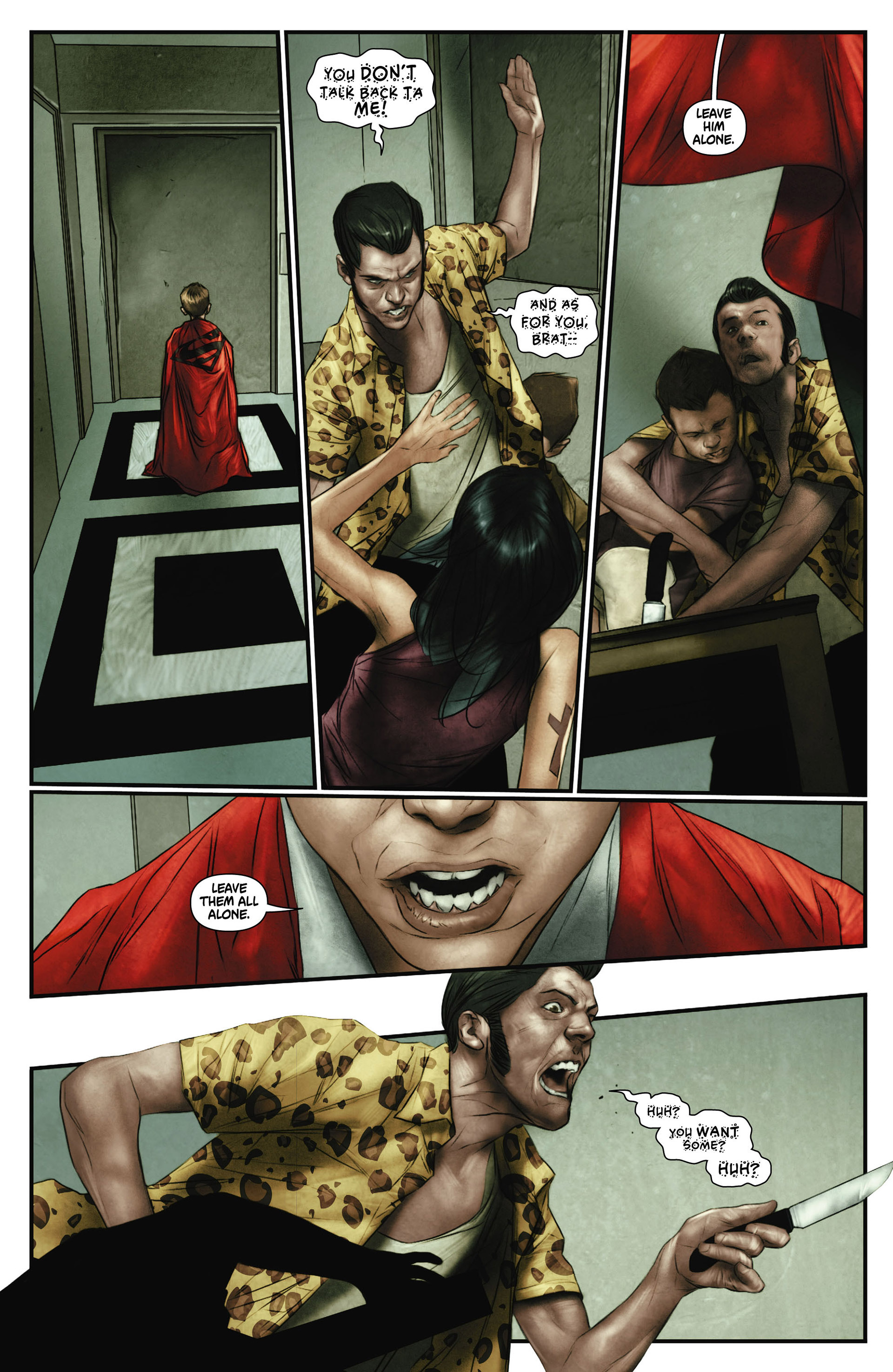 Read online Action Comics (2011) comic -  Issue #0 - 12