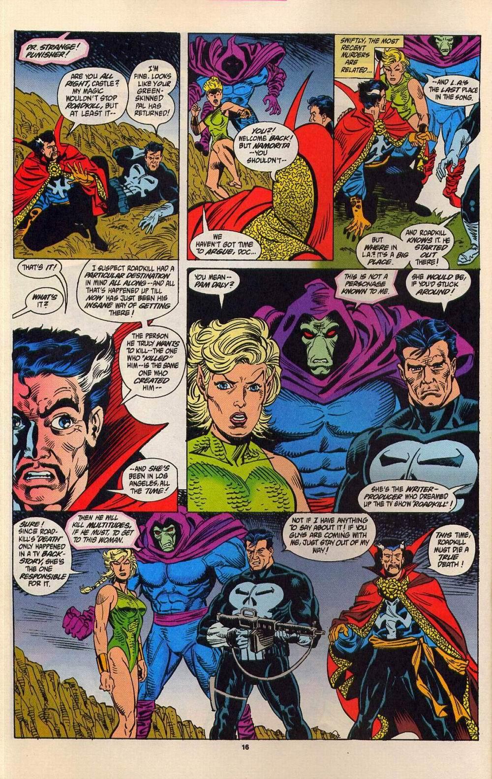 Read online Secret Defenders comic -  Issue #5 - 13