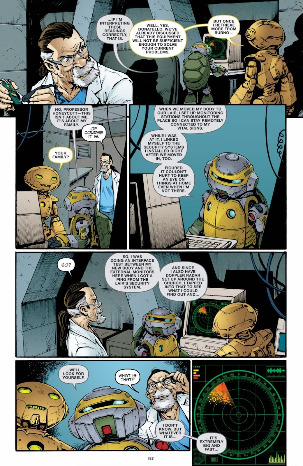 Read online Teenage Mutant Ninja Turtles: The IDW Collection comic -  Issue # TPB 6 (Part 2) - 89
