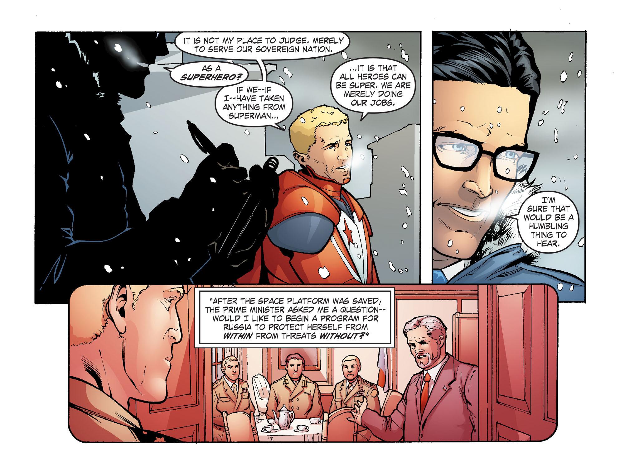 Read online Smallville: Alien comic -  Issue #5 - 11