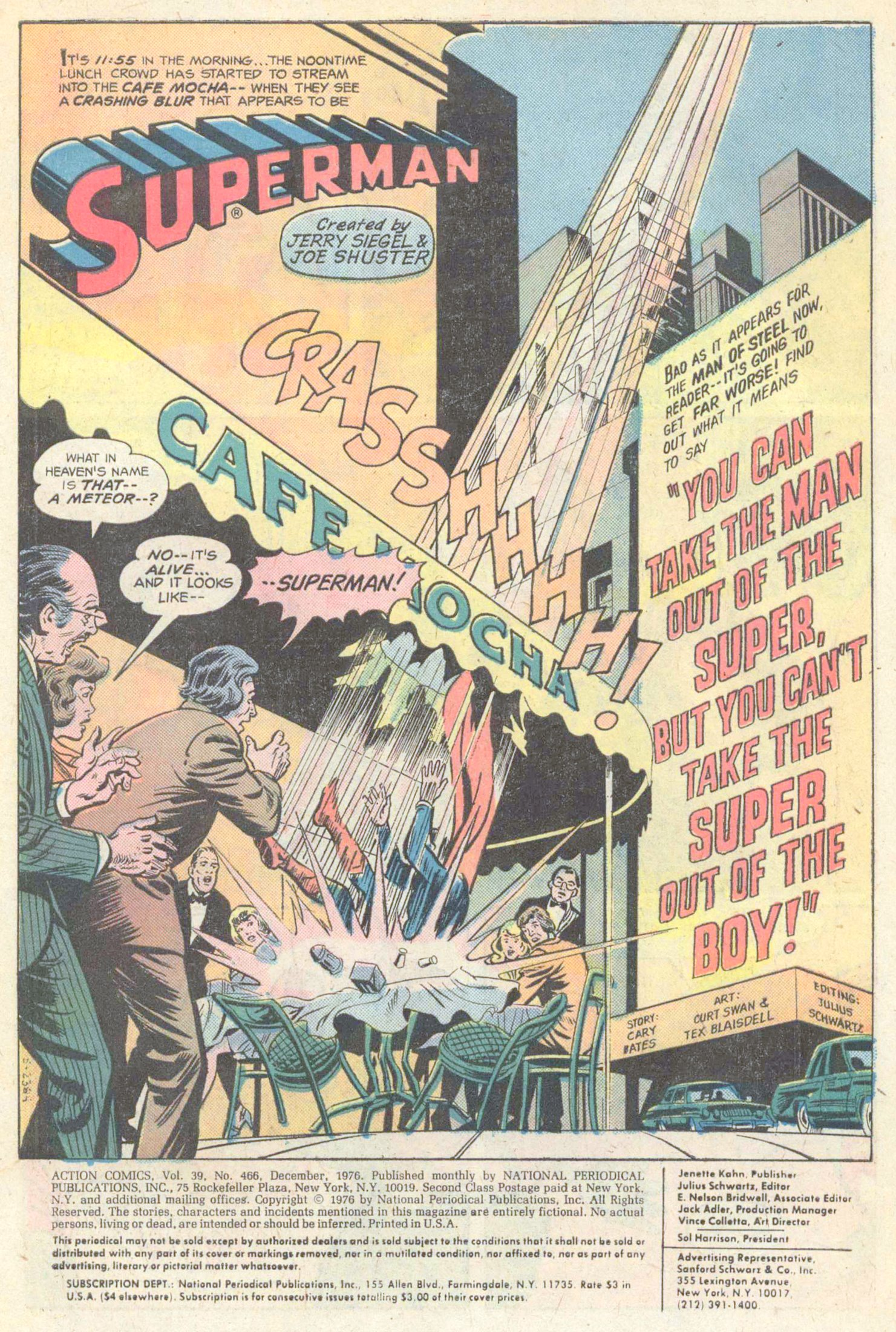 Read online Action Comics (1938) comic -  Issue #466 - 3