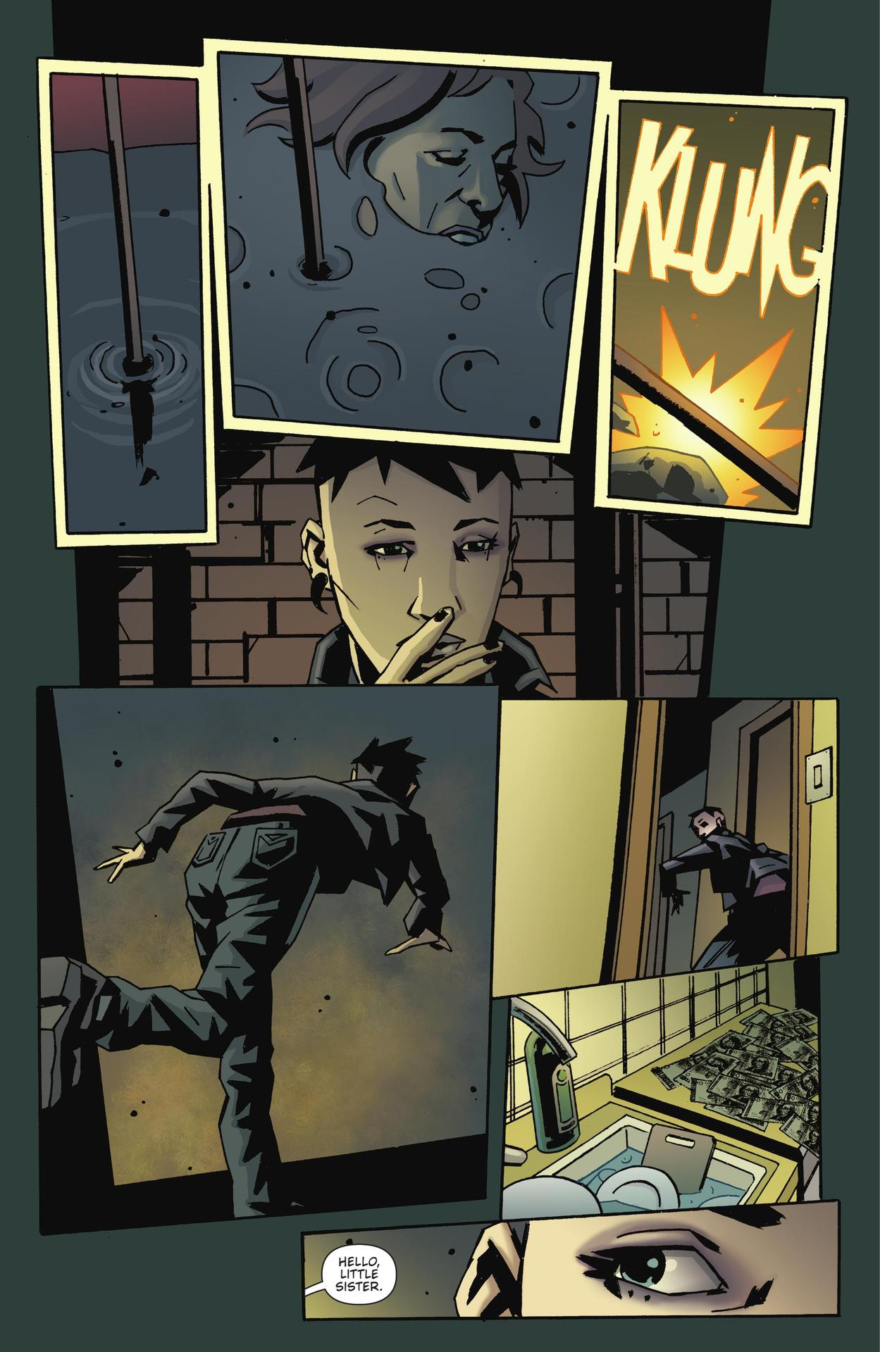 Read online The Girl Who Kicked The Hornet's Nest comic -  Issue # TPB - 253