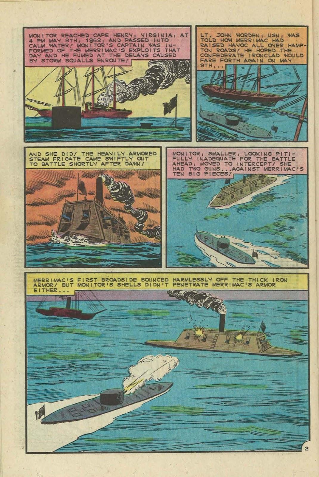 Read online Fightin' Navy comic -  Issue #129 - 20