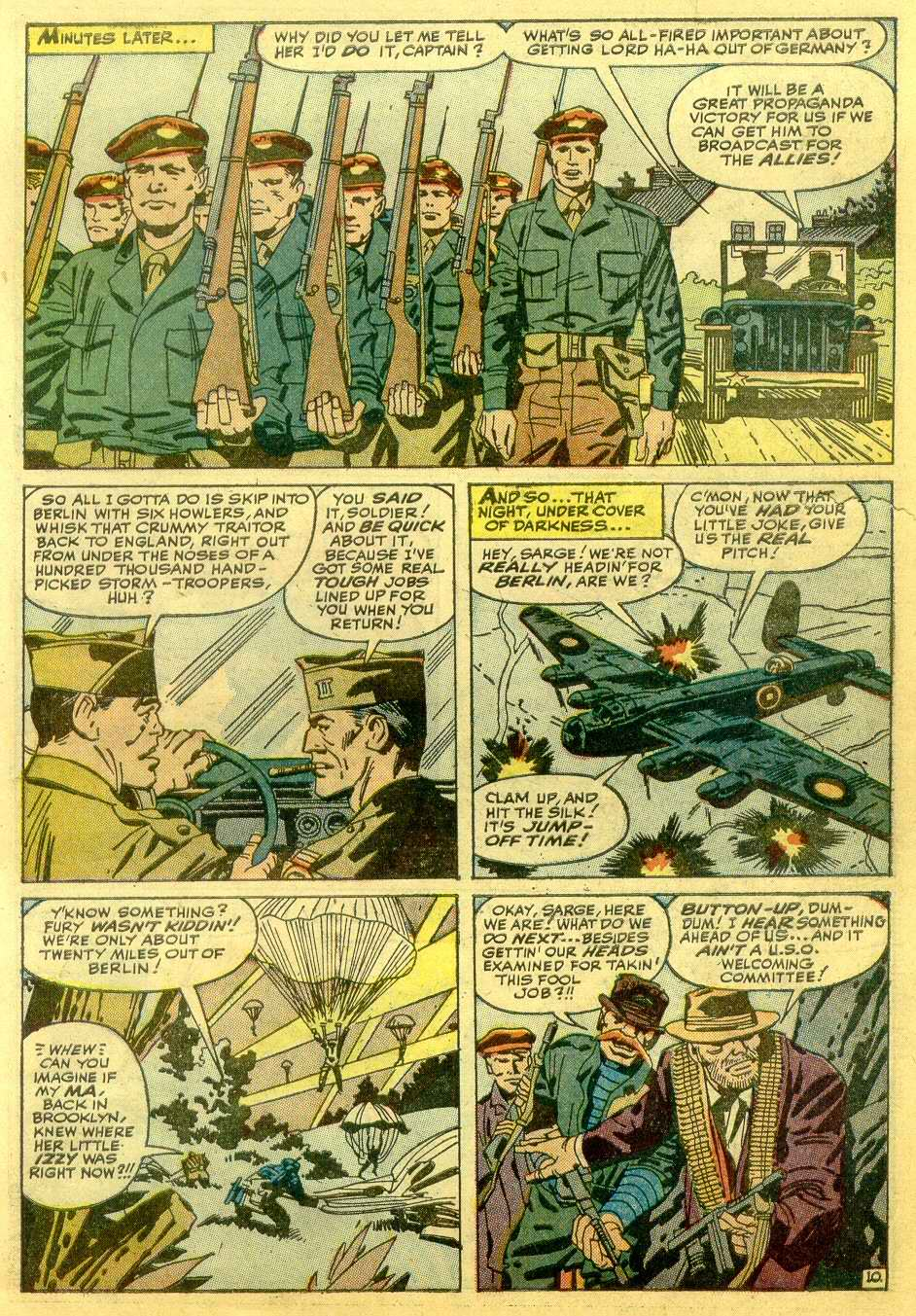 Read online Sgt. Fury comic -  Issue # _Annual 1 - 33