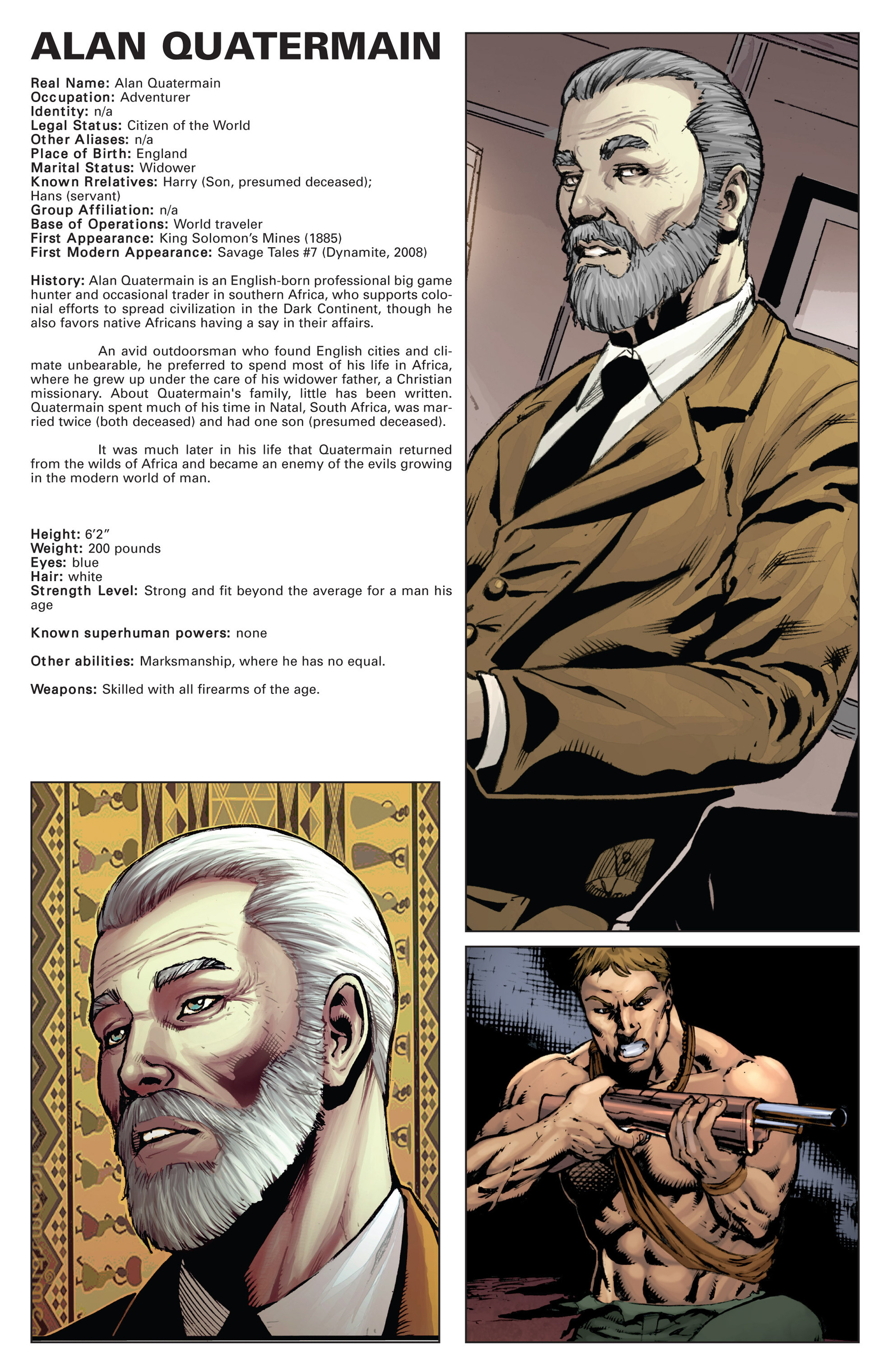 Read online Prophecy comic -  Issue #6 - 21