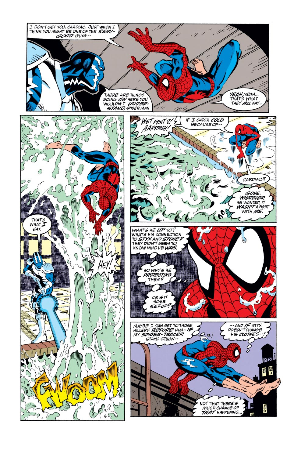 The Amazing Spider-Man (1963) 377 Page 6