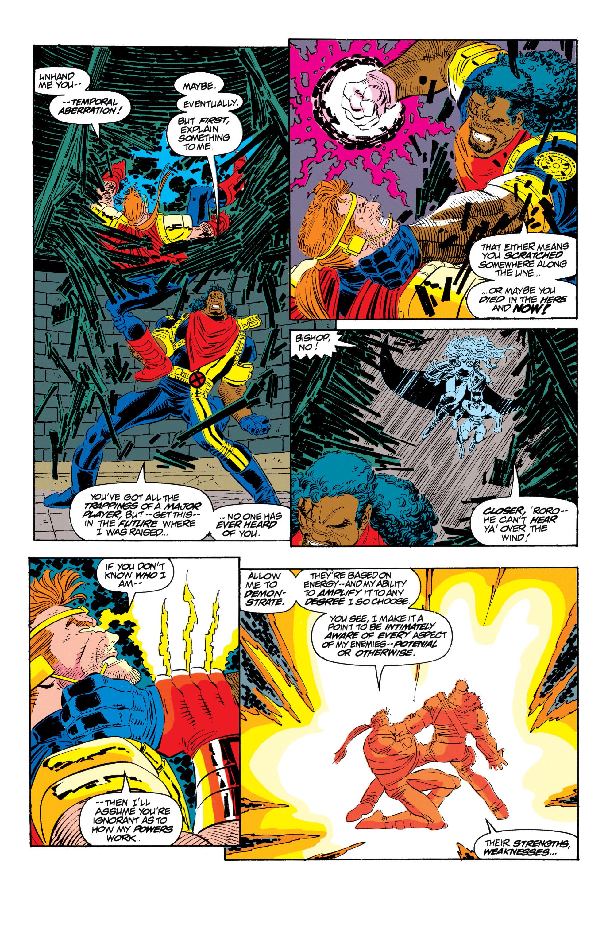Read online Uncanny X-Men (1963) comic -  Issue #300 - 41