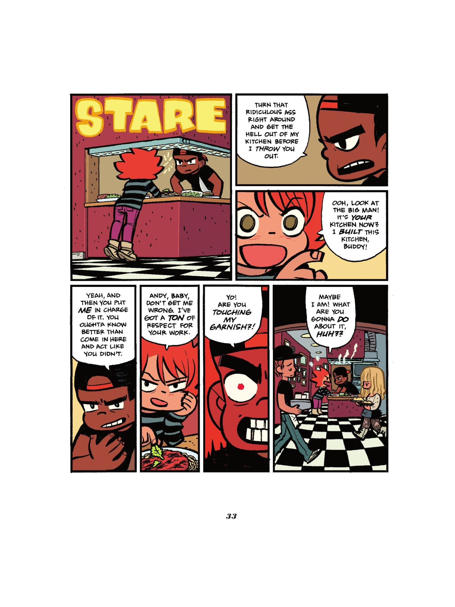 Read online Seconds comic -  Issue # Full - 35