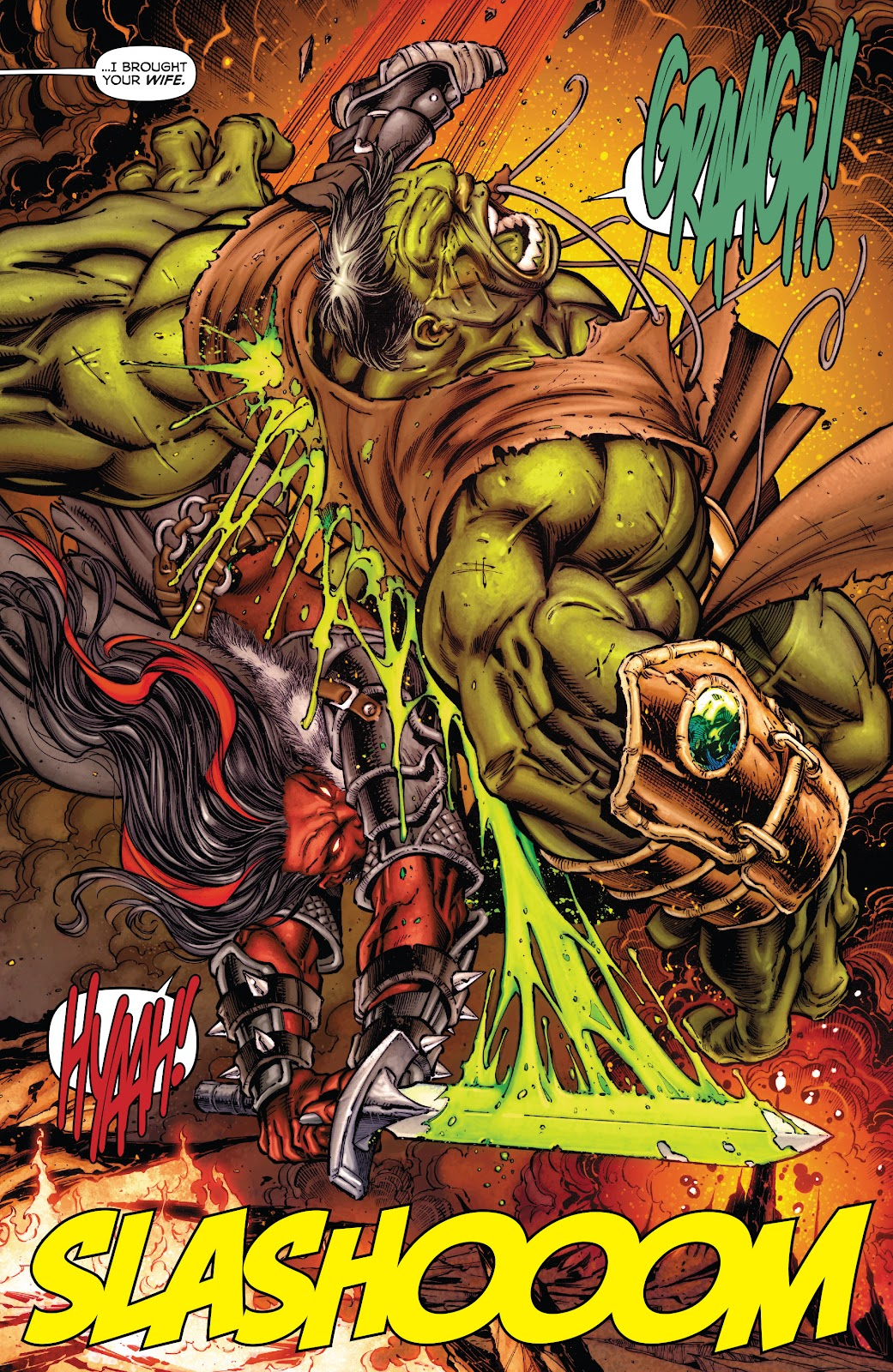 Read online Incredible Hulks (2010) comic -  Issue # _TPB Heart of the Monster - 90