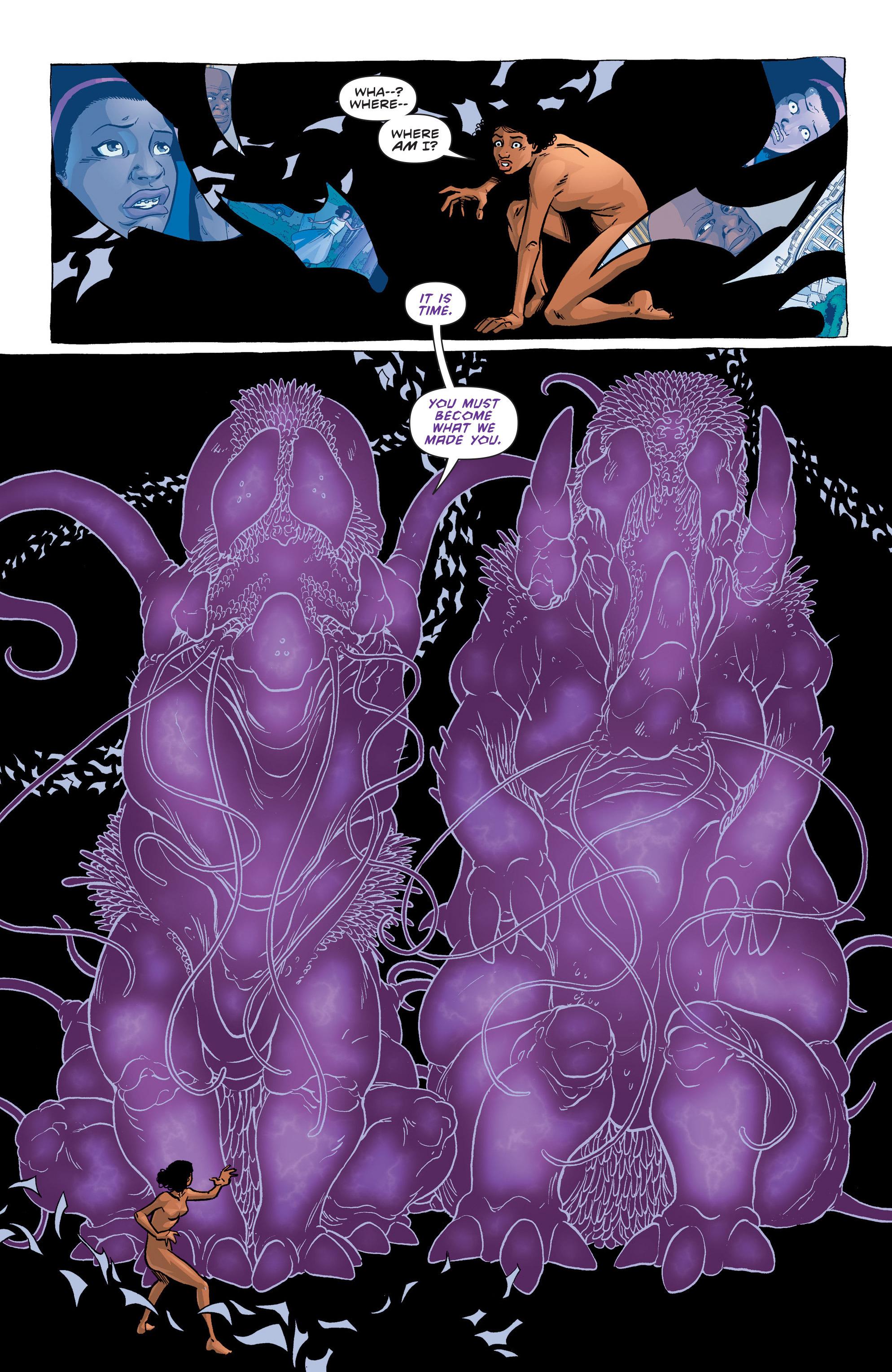 Read online Secret Identities comic -  Issue #7 - 9