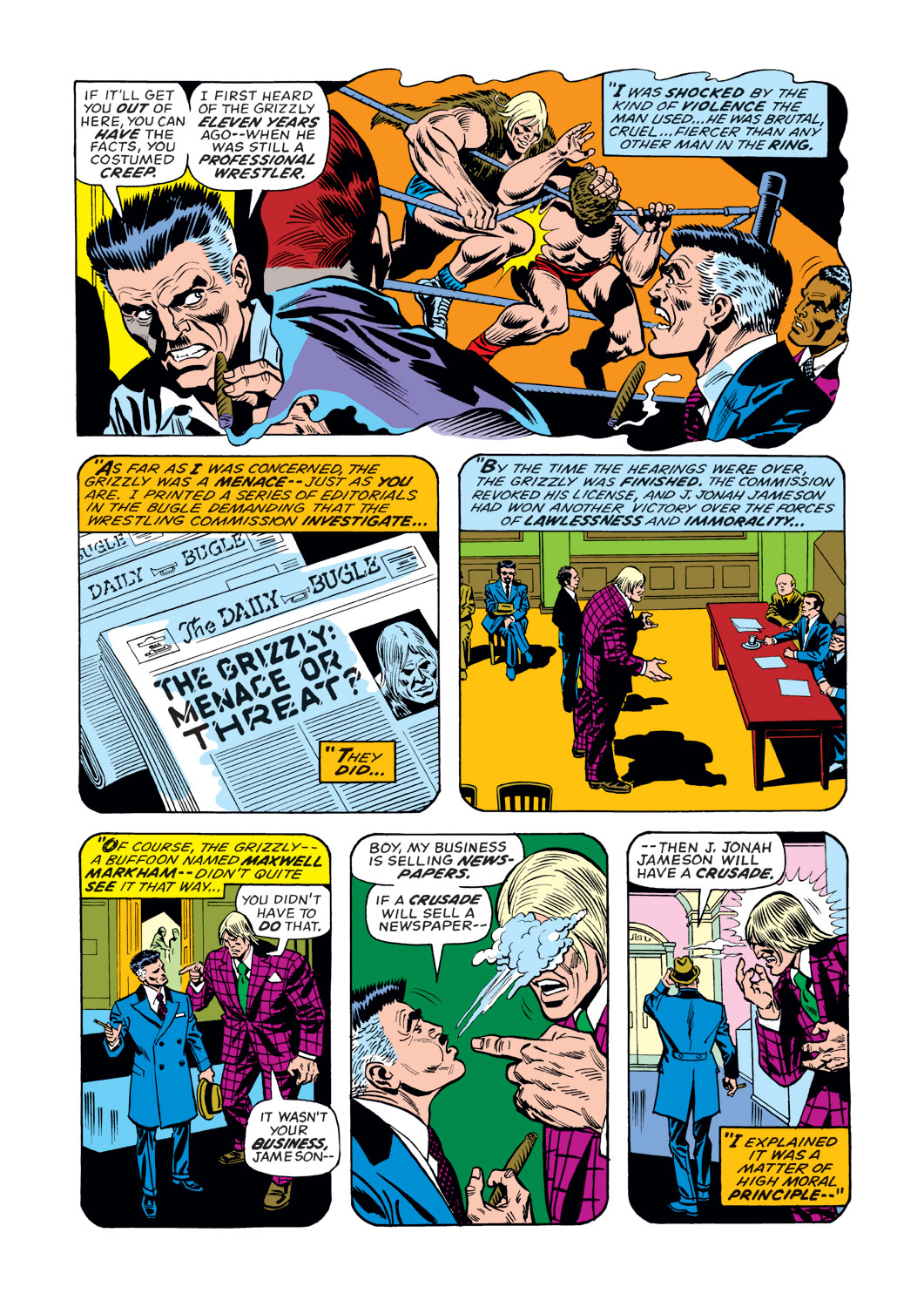 The Amazing Spider-Man (1963) 140 Page 10
