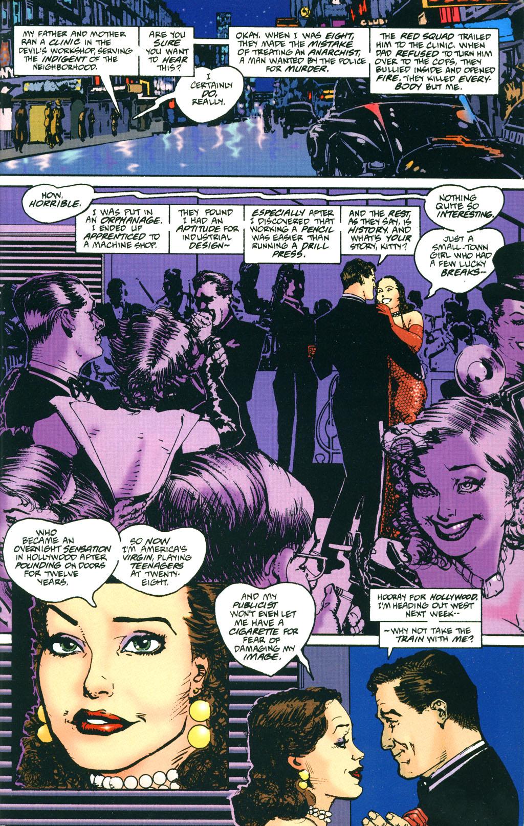 Read online Batman: Dark Allegiances comic -  Issue # Full - 17
