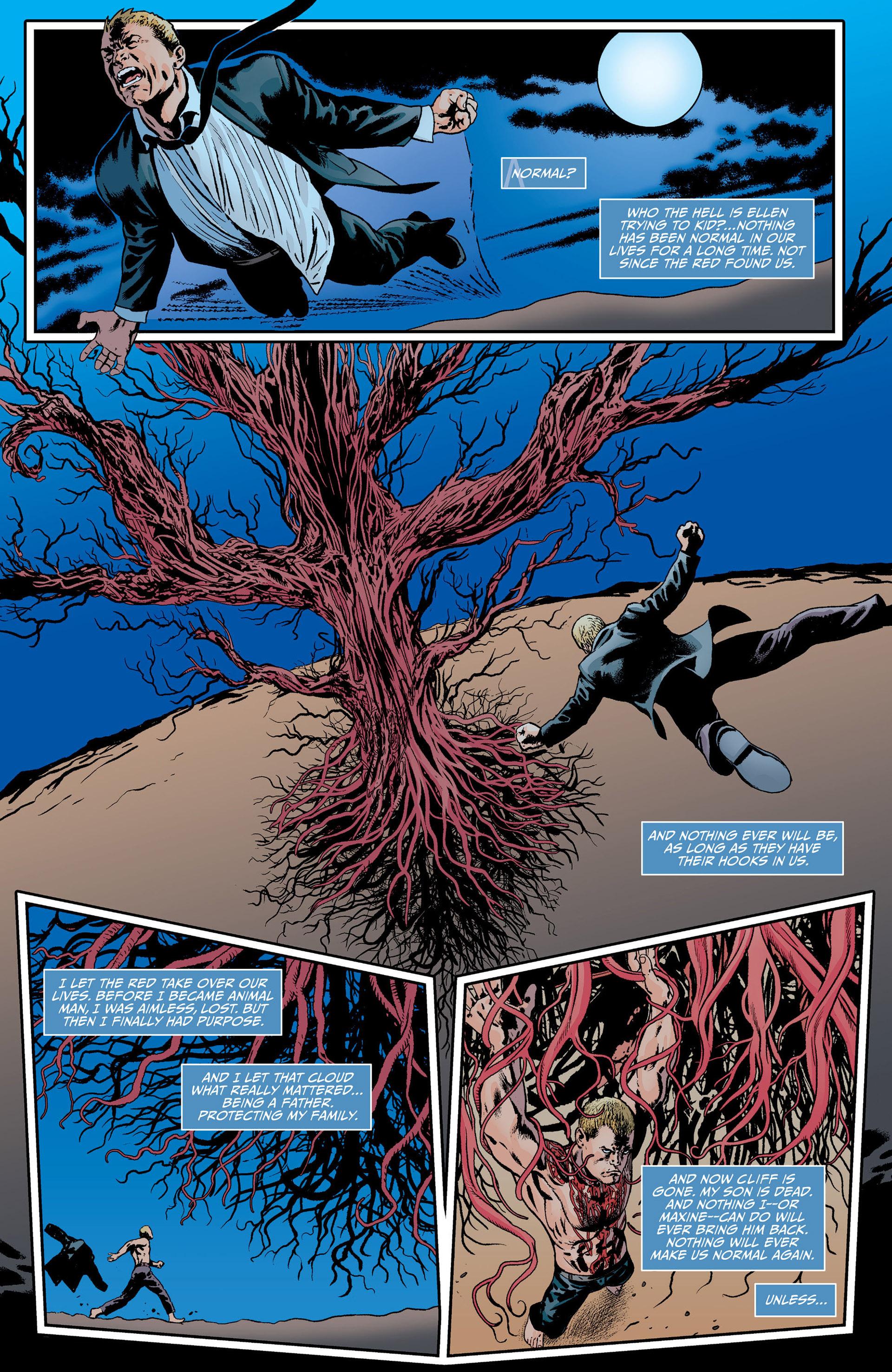 Read online Animal Man (2011) comic -  Issue #19 - 13