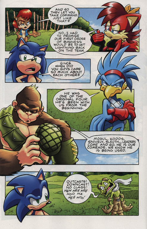 Read online Sonic Universe comic -  Issue #15 - 8