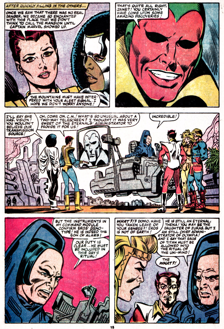 The Avengers (1963) 247 Page 15