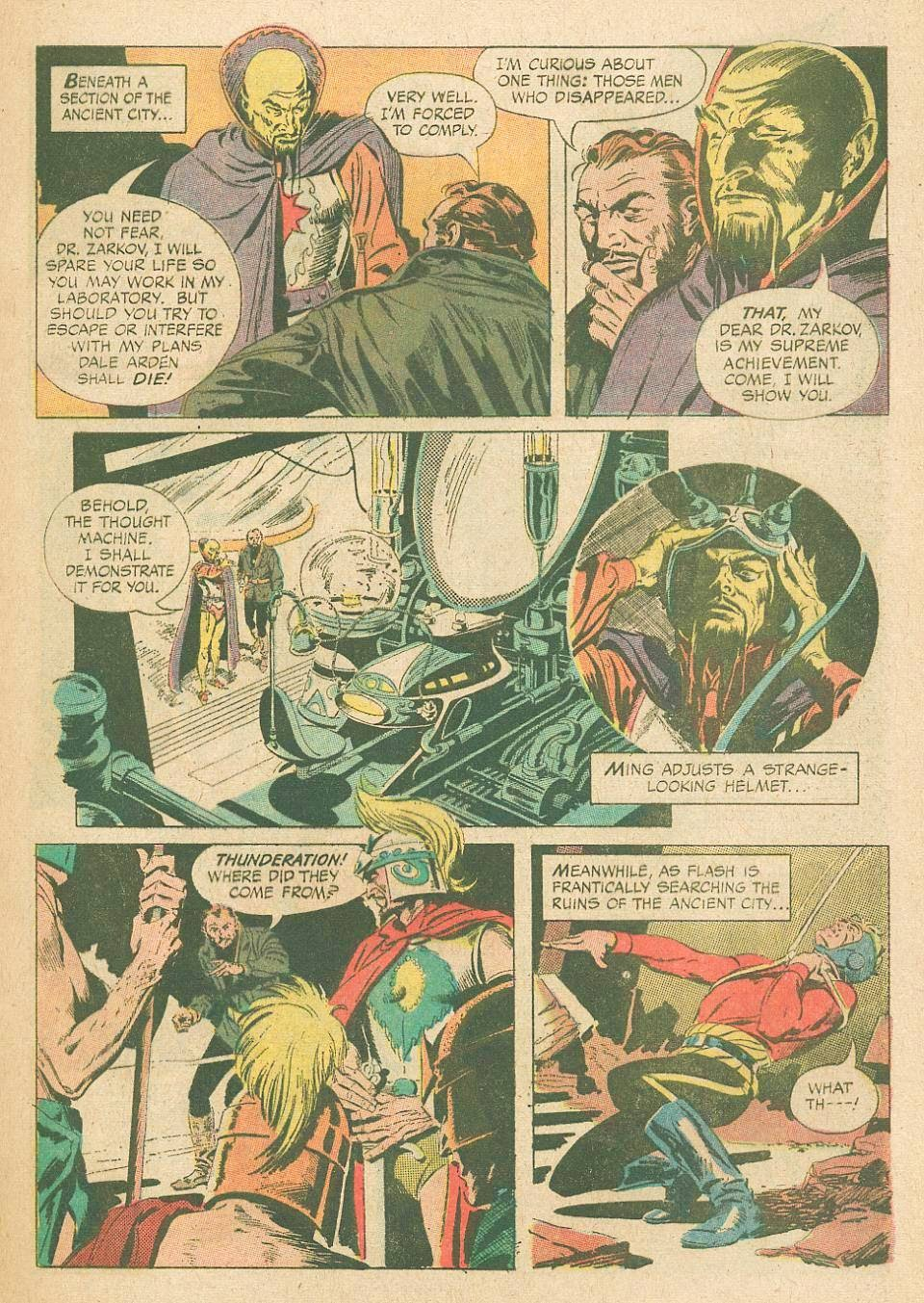 Flash Gordon (1966) issue 4 - Page 9