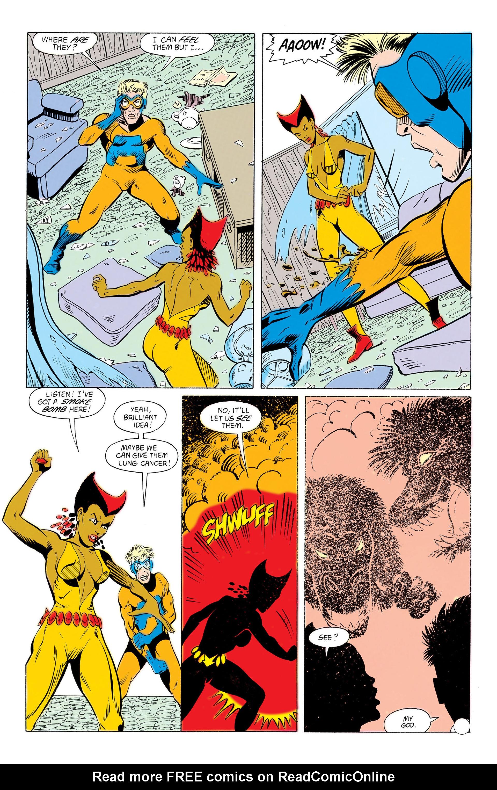 Read online Animal Man (1988) comic -  Issue #10 - 40