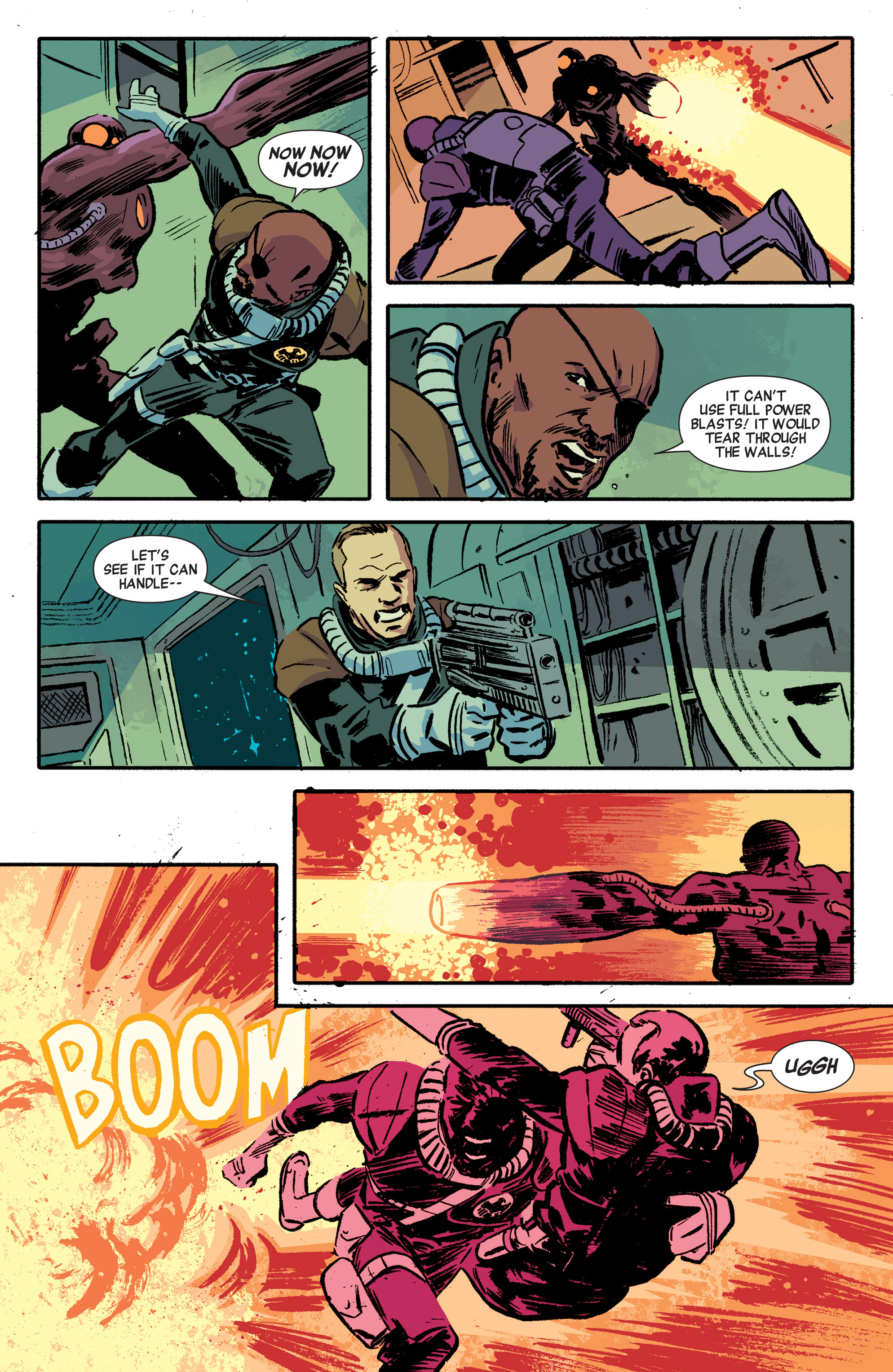 Read online Secret Avengers (2014) comic -  Issue #1 - 10