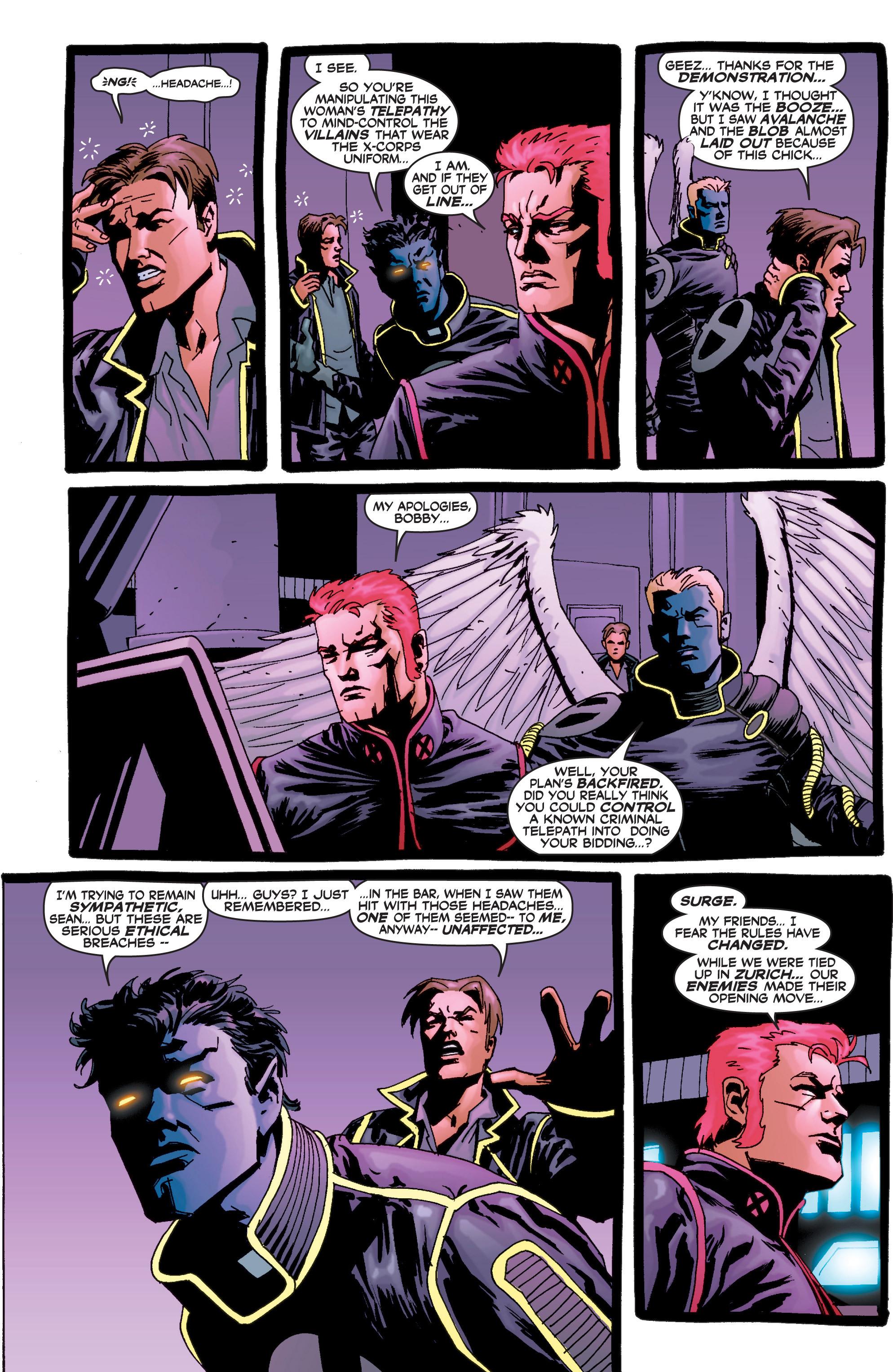 Read online Uncanny X-Men (1963) comic -  Issue #405 - 5